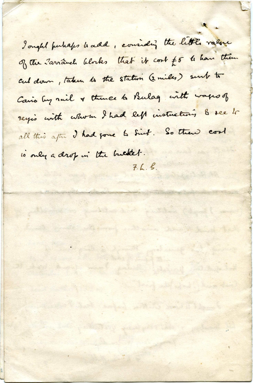 1887-1889 Tell el-Yahudiya, Teranneh, Heliopolis, Bubastis DIST.06.05c
