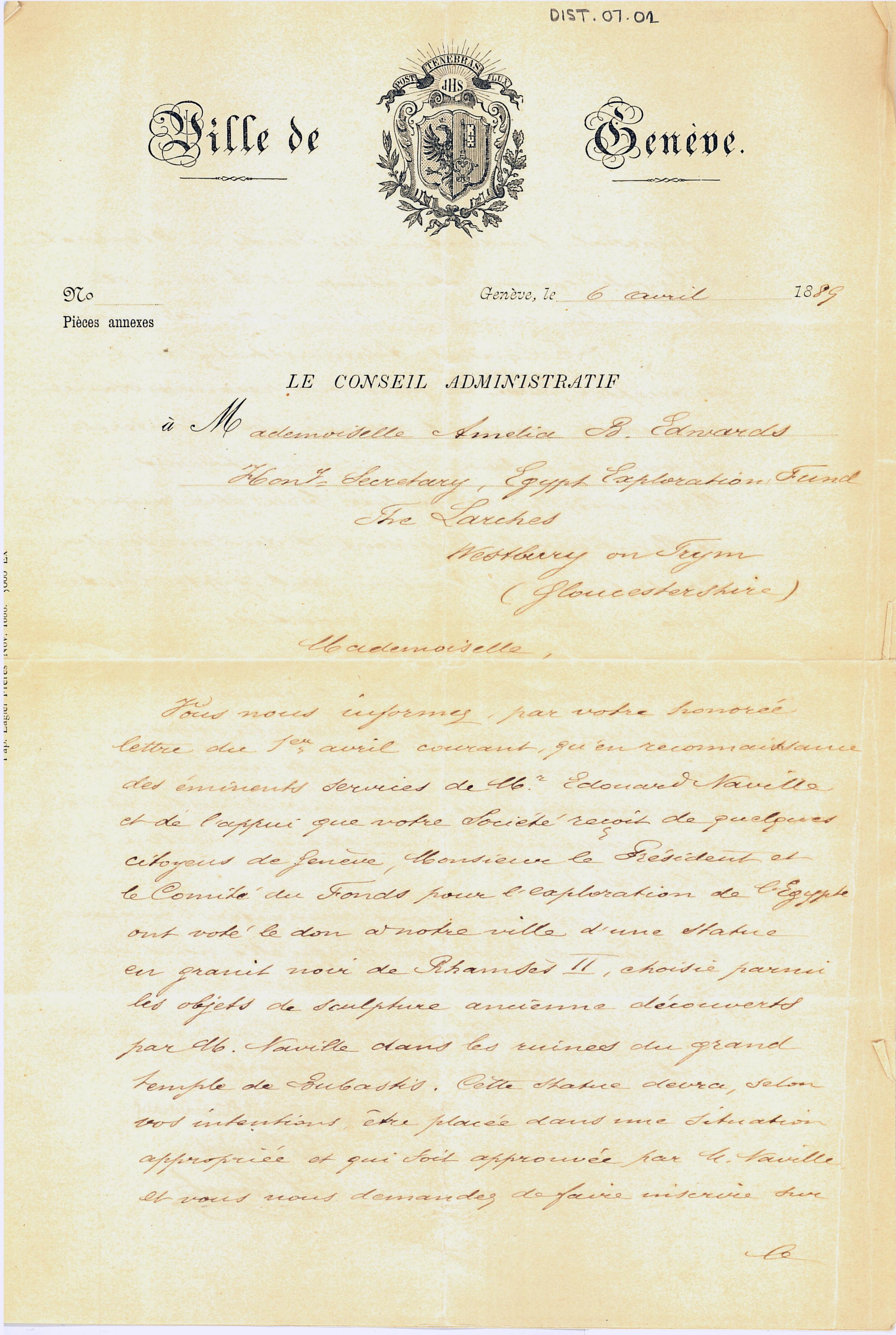 1889 Bubastis DIST.07.02a
