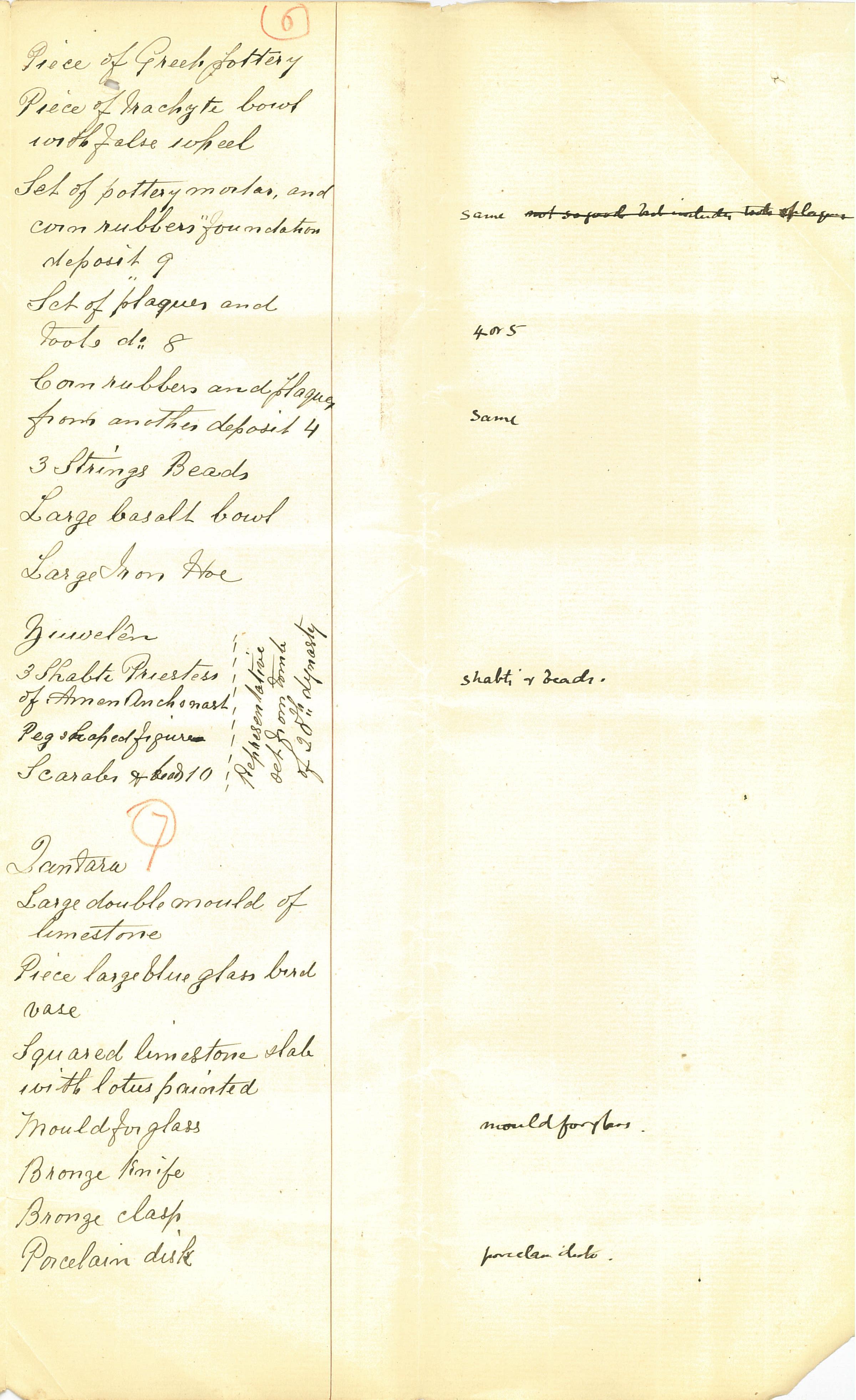 1884 Tell Gemayemi, Tell Sueilin, el-Qantara Multiple Institution List DIST.09.01e