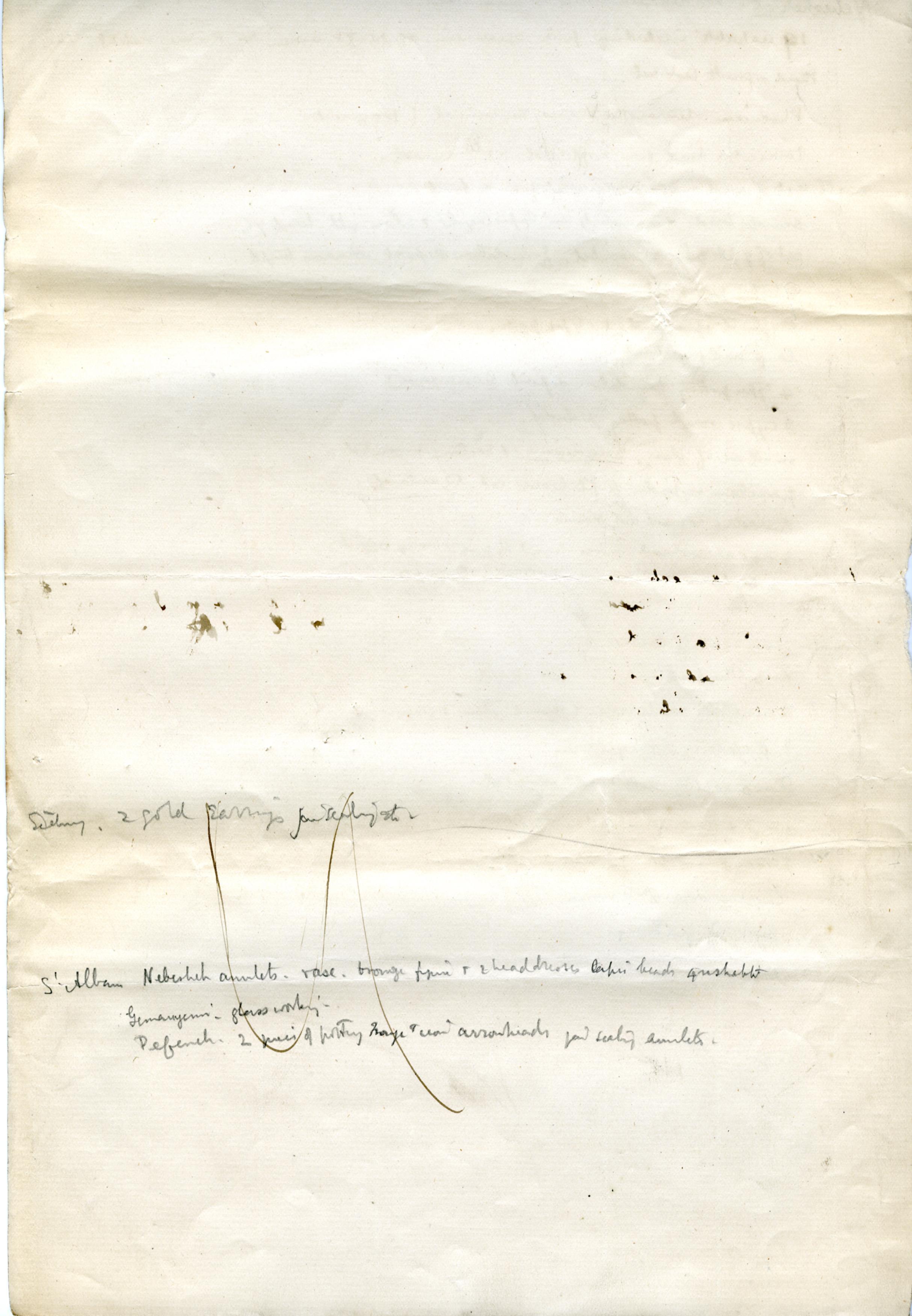 1886 Nebesheh Tell Dafana 1884 el-Qantara, Tell Gemayemi, Tell Sueilin DIST.09.03c