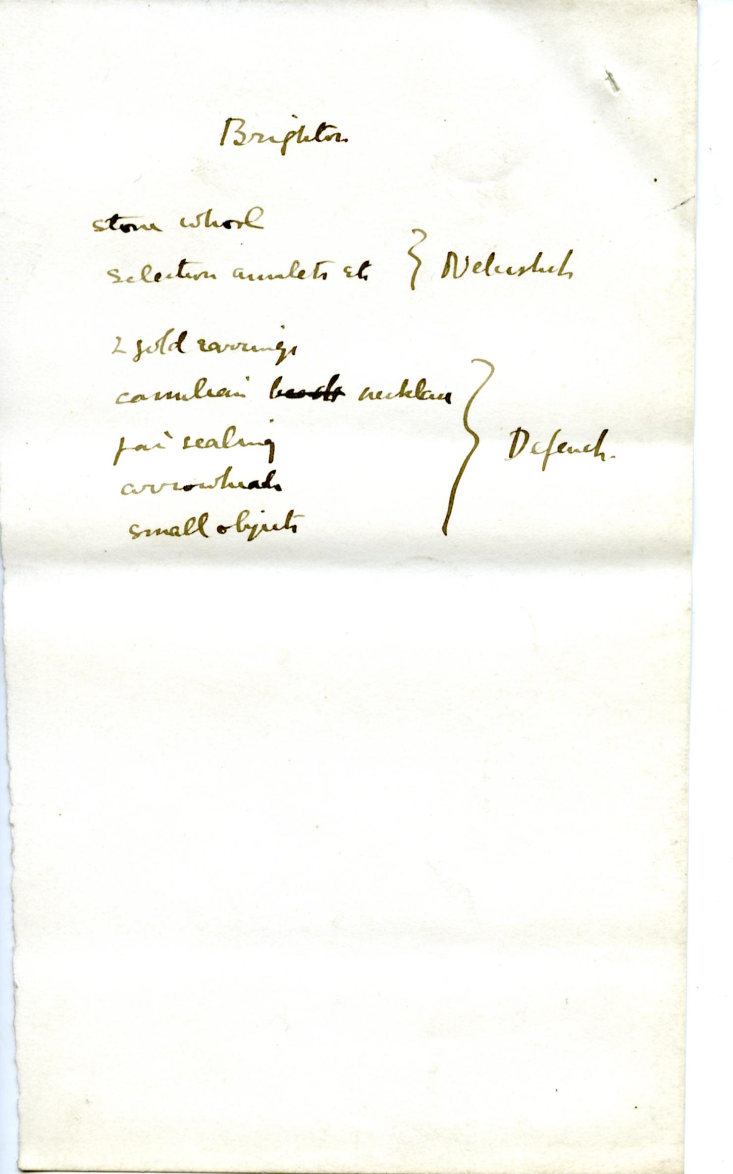 1886 Nebesheh Tell Dafana 1884 el-Qantara, Tell Gemayemi, Tell Sueilin DIST.09.09f