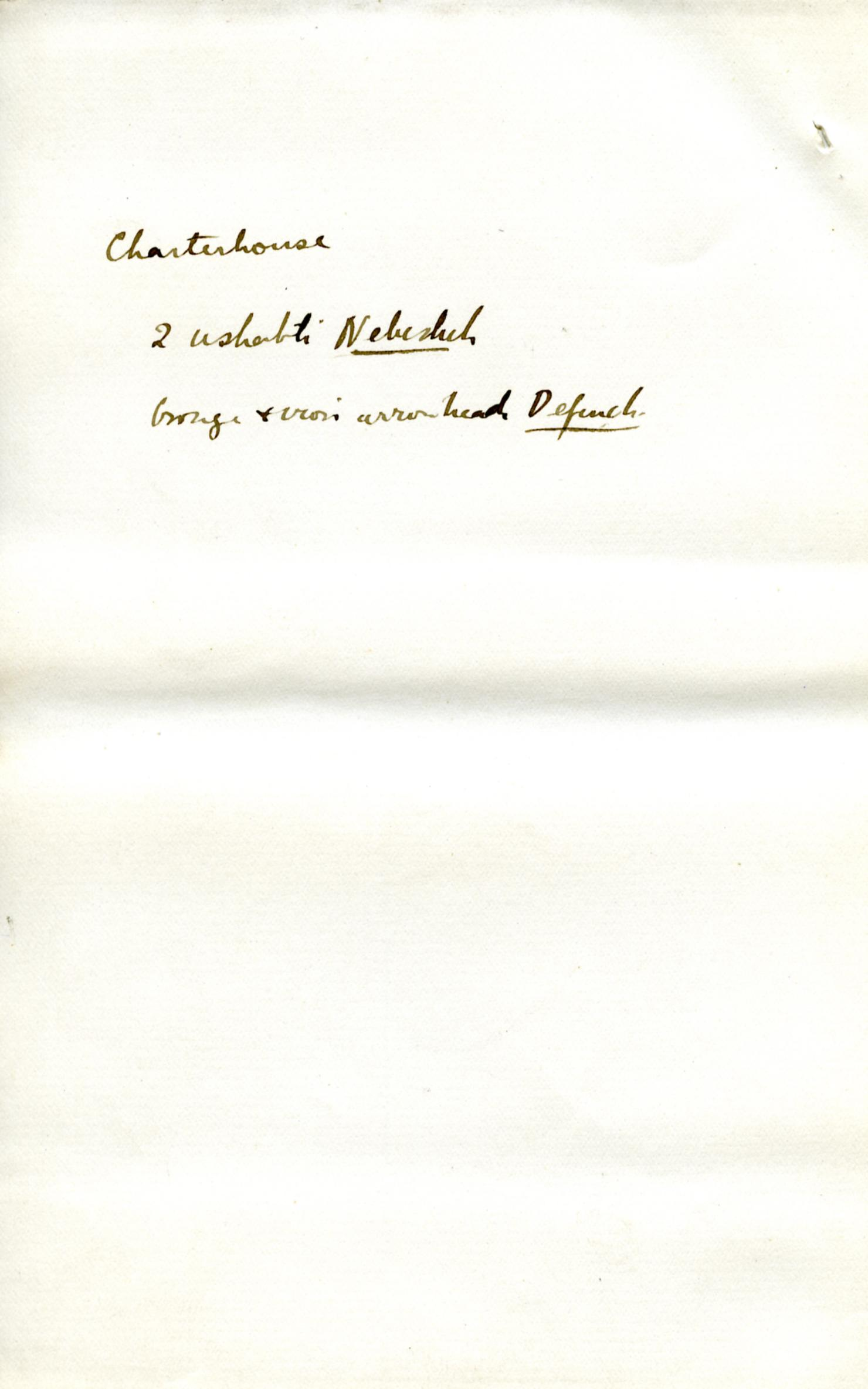 1886 Nebesheh Tell Dafana 1884 el-Qantara, Tell Gemayemi, Tell Sueilin DIST.09.09j