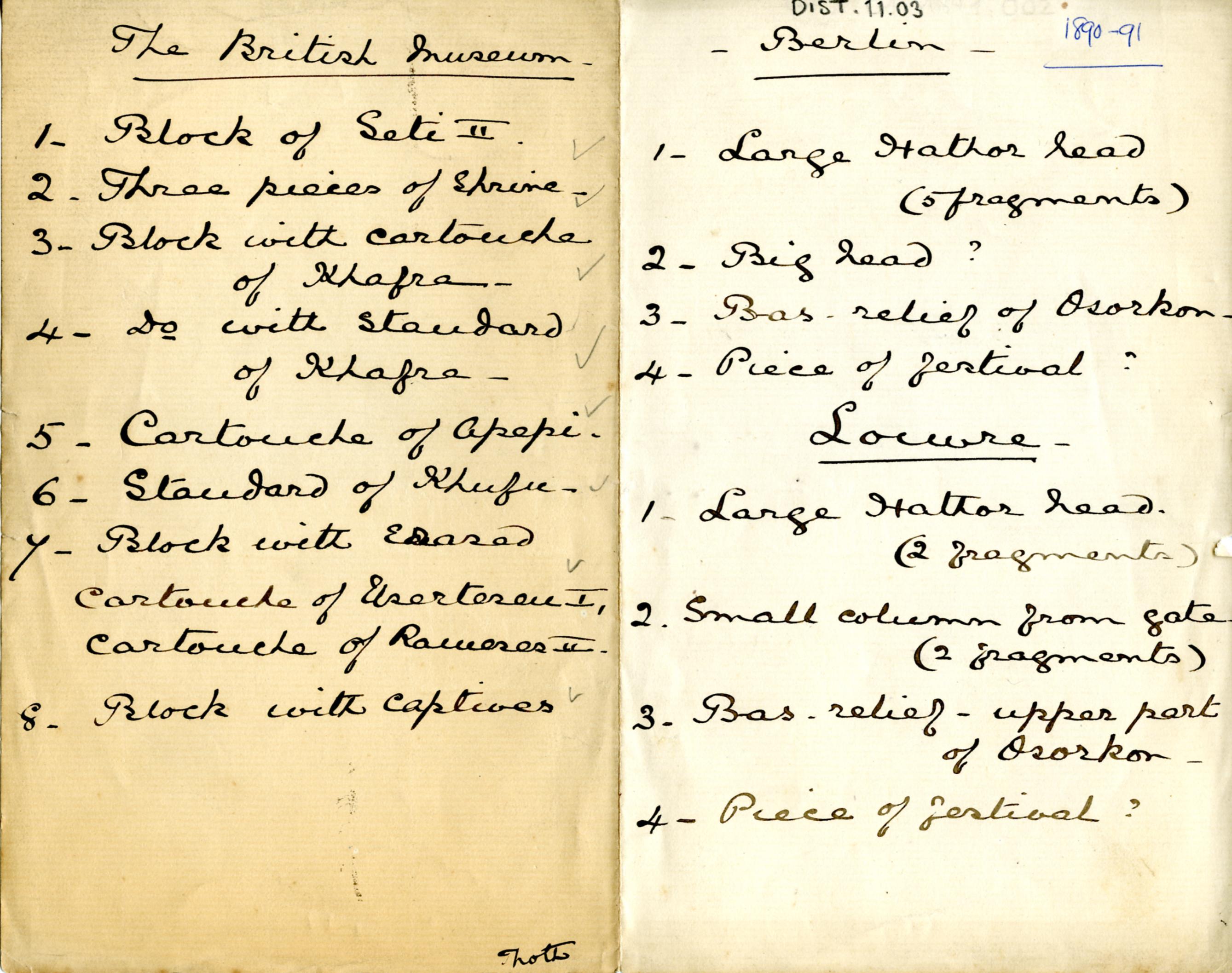 1890-91 Ihnasya DIST.11.03