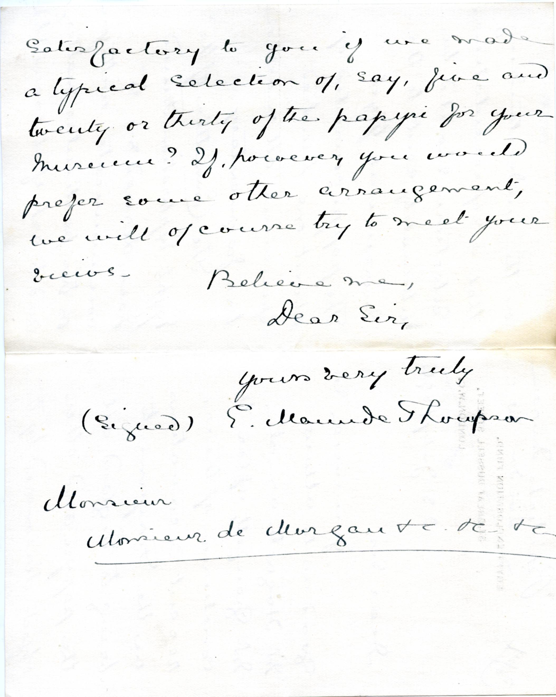 1884-1915 Oxyrhynchus, Faiyum, el-Hibeh, Atfieh, el-Sheikh Ibada DIST.15.02b