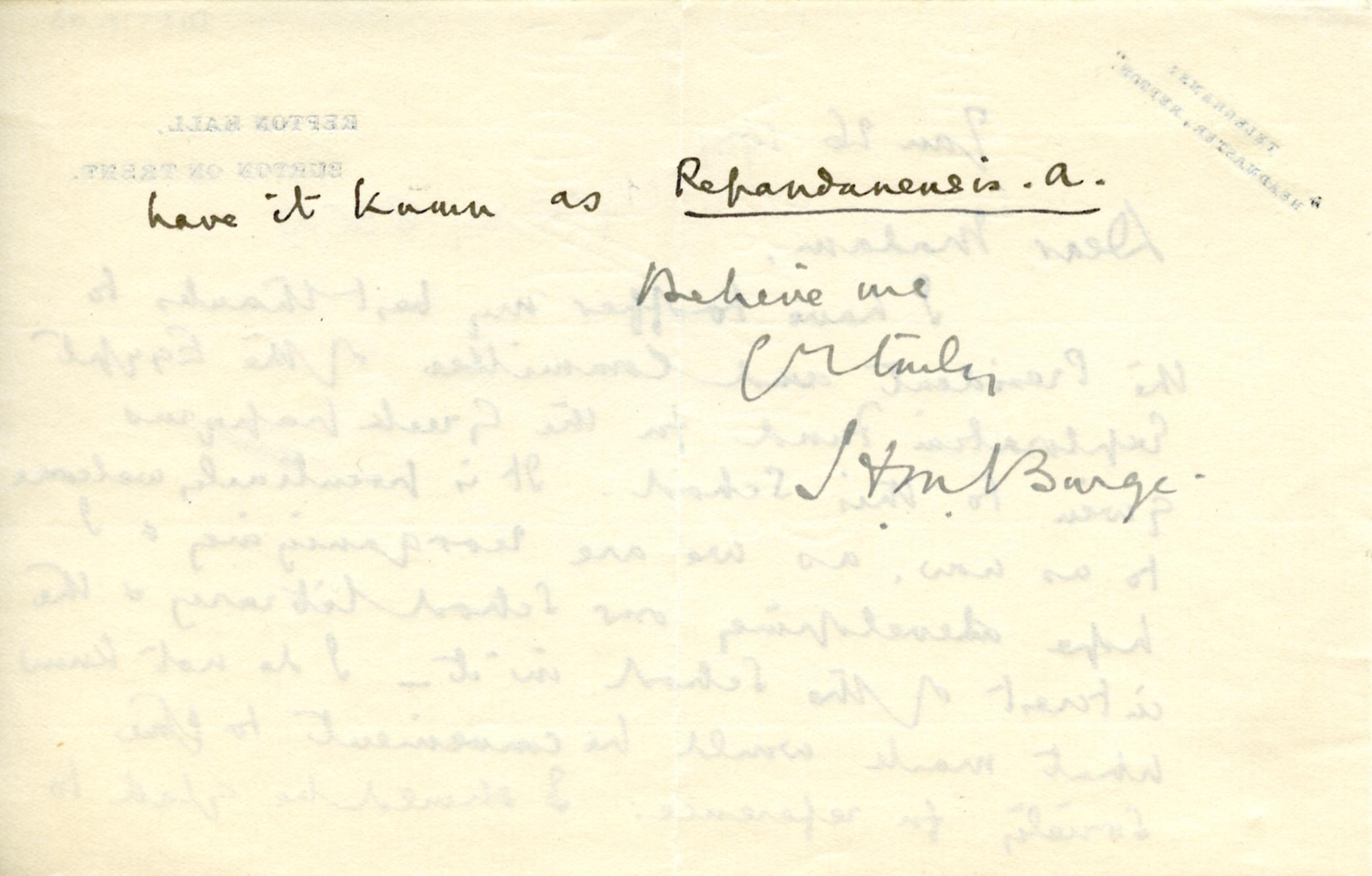 1895-1903 Oxyrhynchus, Faiyum DIST.18.03b