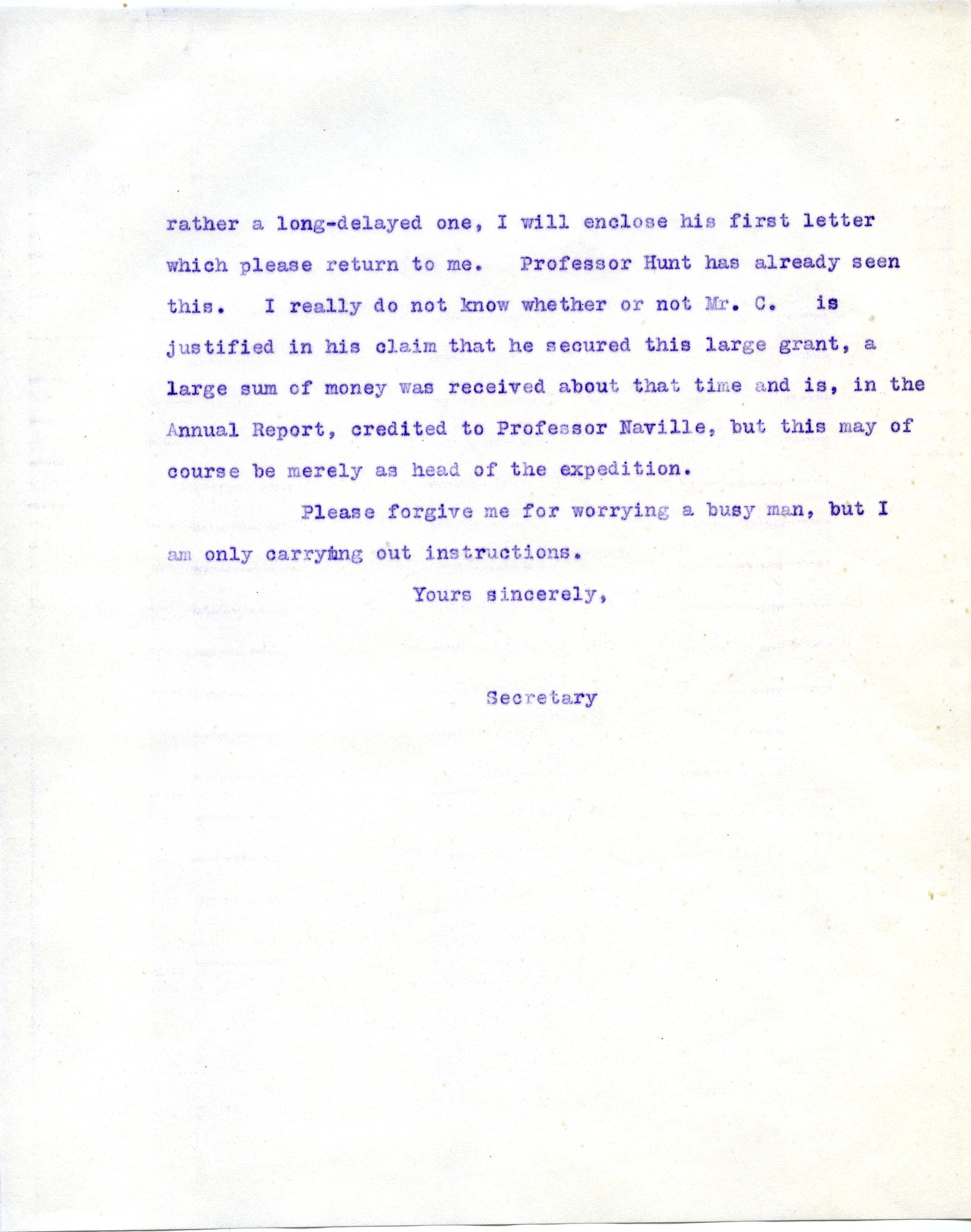 1904-05 Sinai, Deir el-Bahri, Oxyrhynchus, Naukratis DIST.23.40b