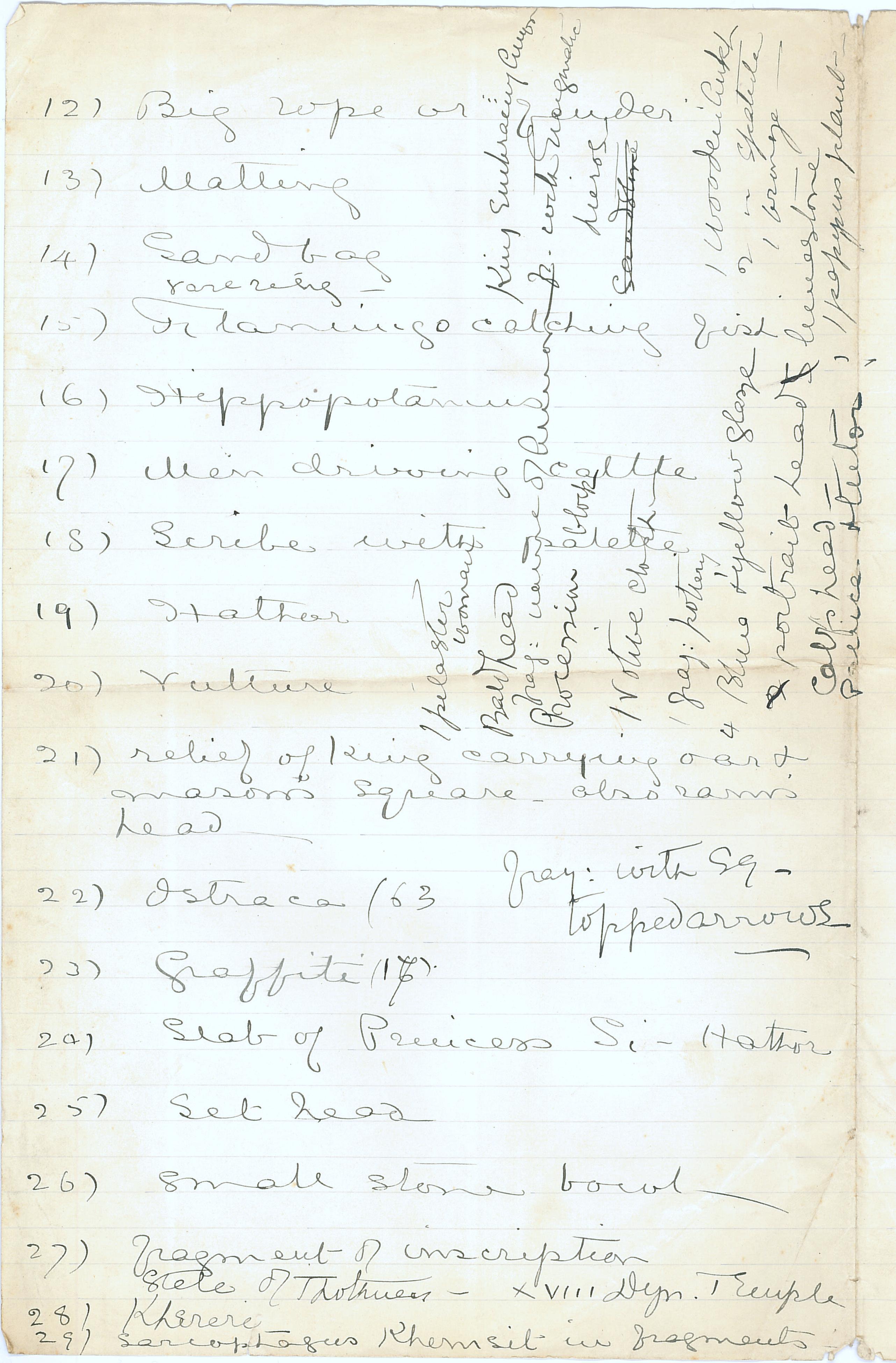 1905-06 Deir el-Bahri, Oxyrhynchus DIST.26.05b