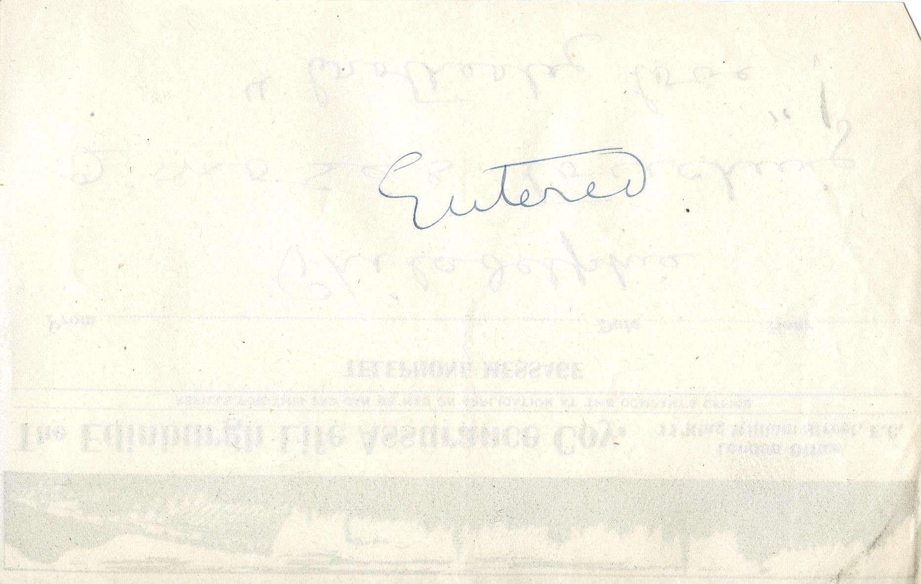 1905-06 Deir el-Bahri, Oxyrhynchus DIST.26.12f