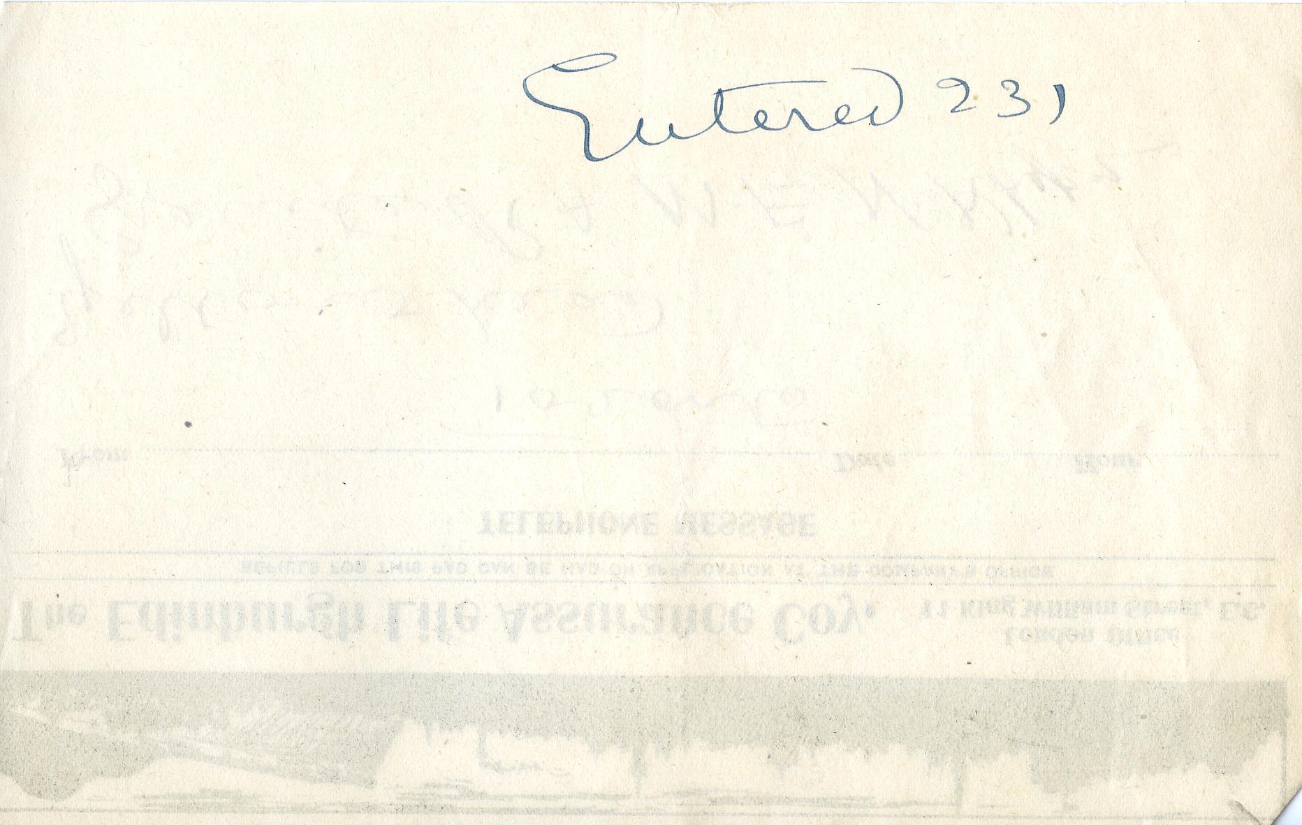 1905-06 Deir el-Bahri, Oxyrhynchus DIST.26.12h