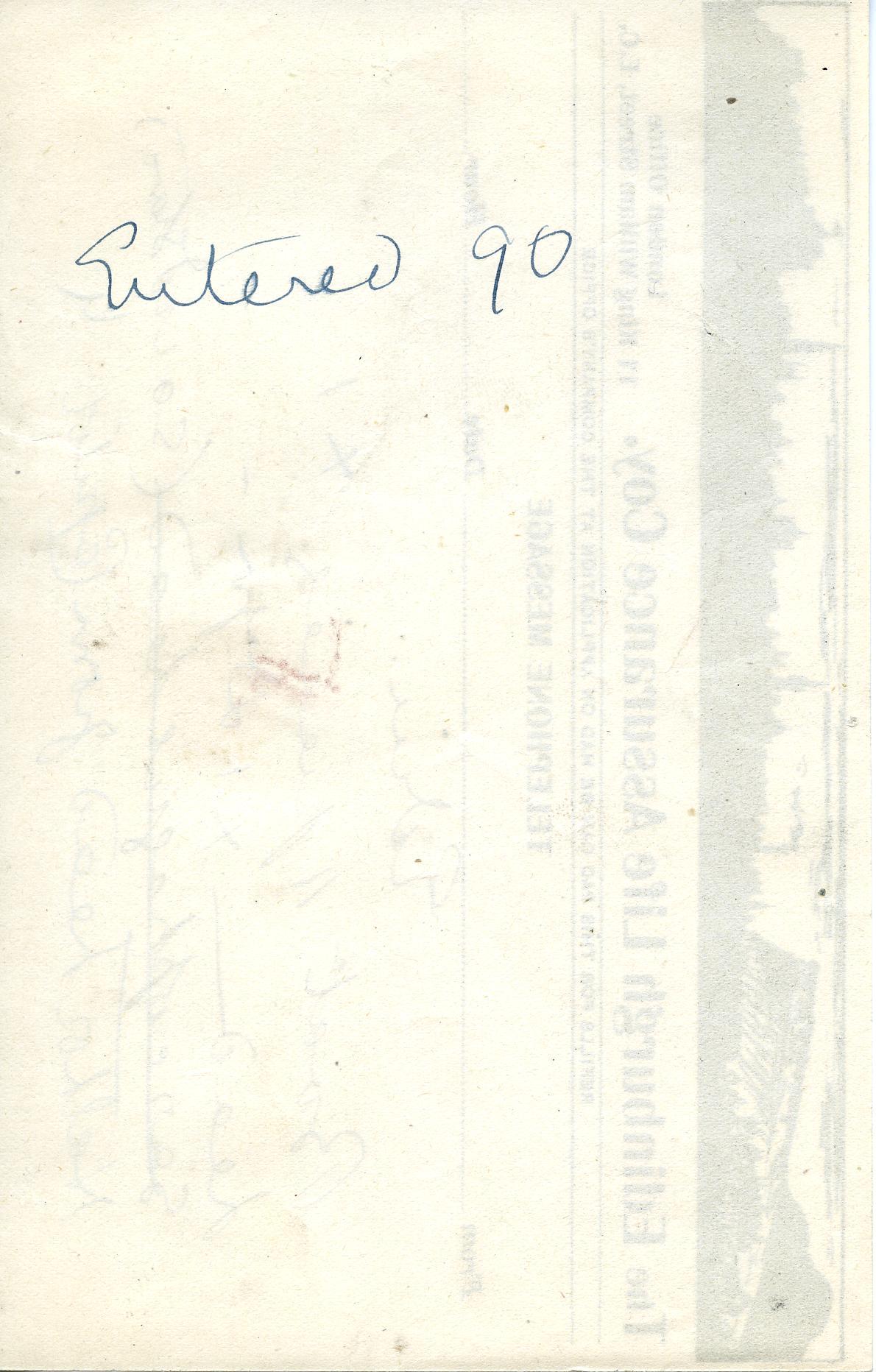 1905-06 Deir el-Bahri, Oxyrhynchus DIST.26.12n