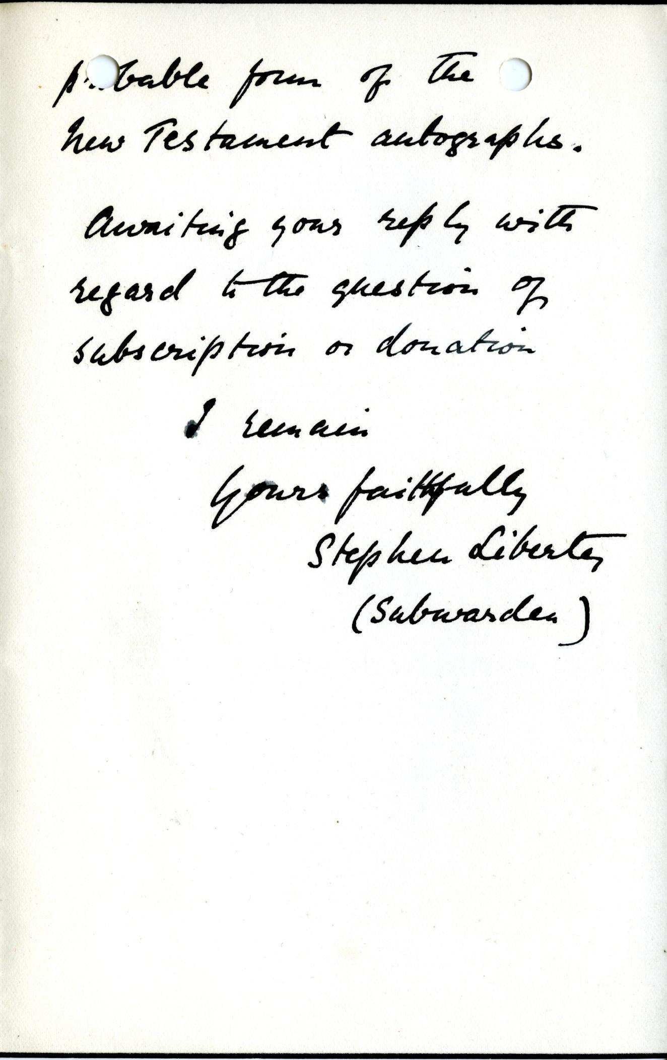 1905-06 Oxyrhynchus, el-Hibeh, Faiyum DIST.27.33e