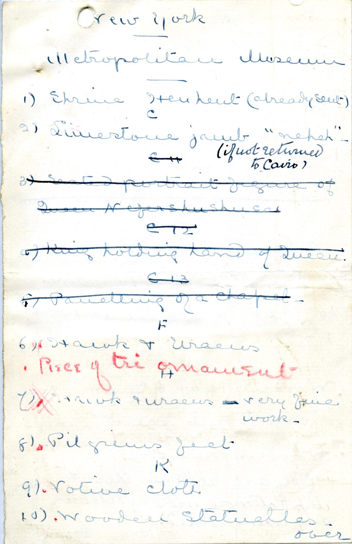 1906-07 Deir el-Bahri, Oxyrhynchus, Ihnasya DIST.28.04s