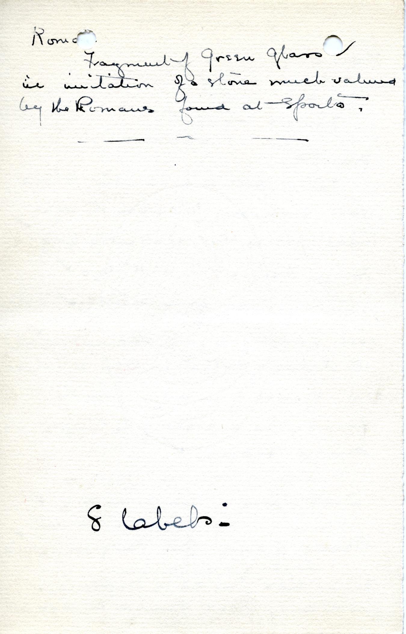 1906-07 Deir el-Bahri, Oxyrhynchus, Ihnasya DIST.28.07f
