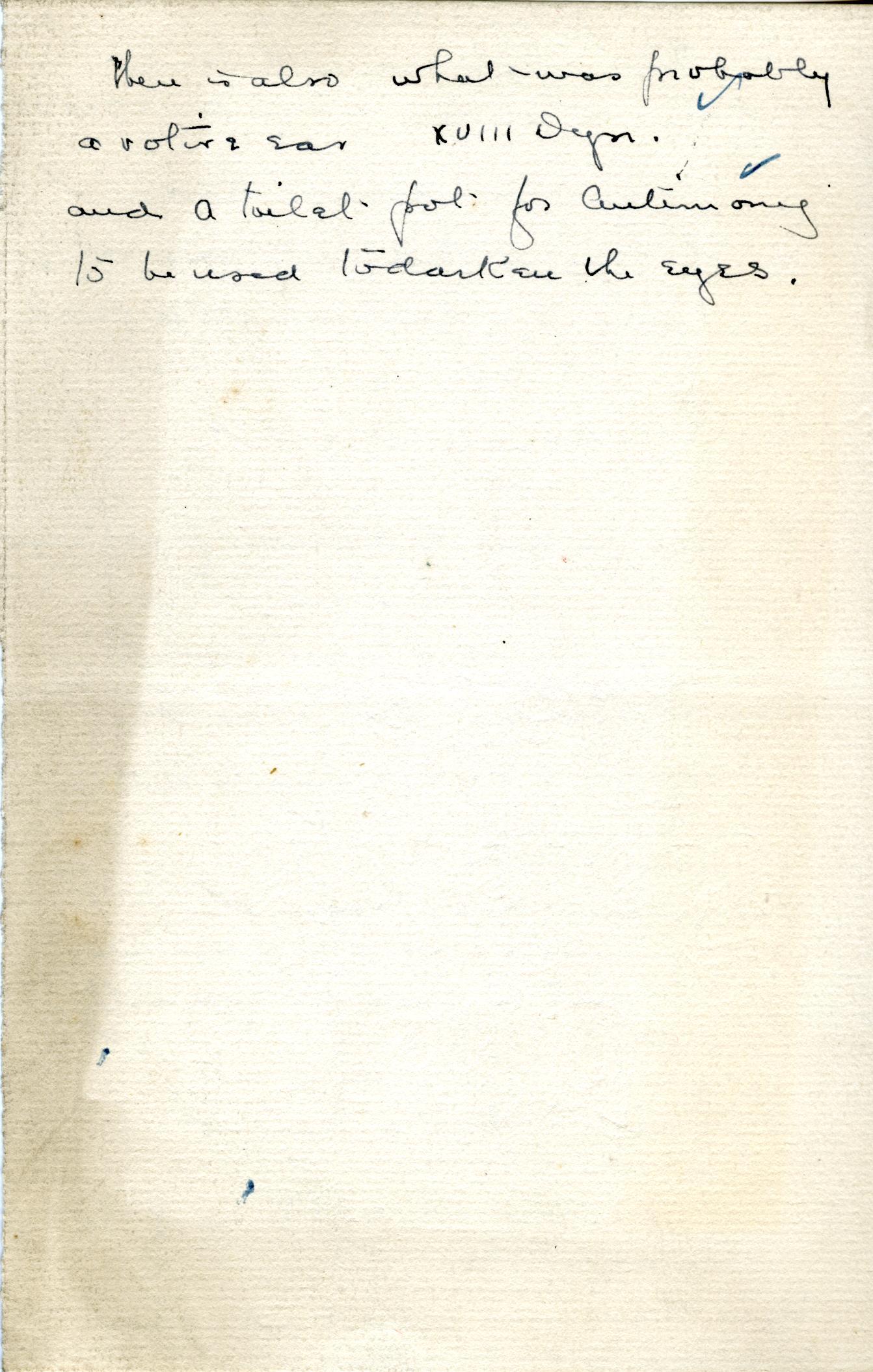 1906-07 Deir el-Bahri, Oxyrhynchus, Ihnasya DIST.28.07q