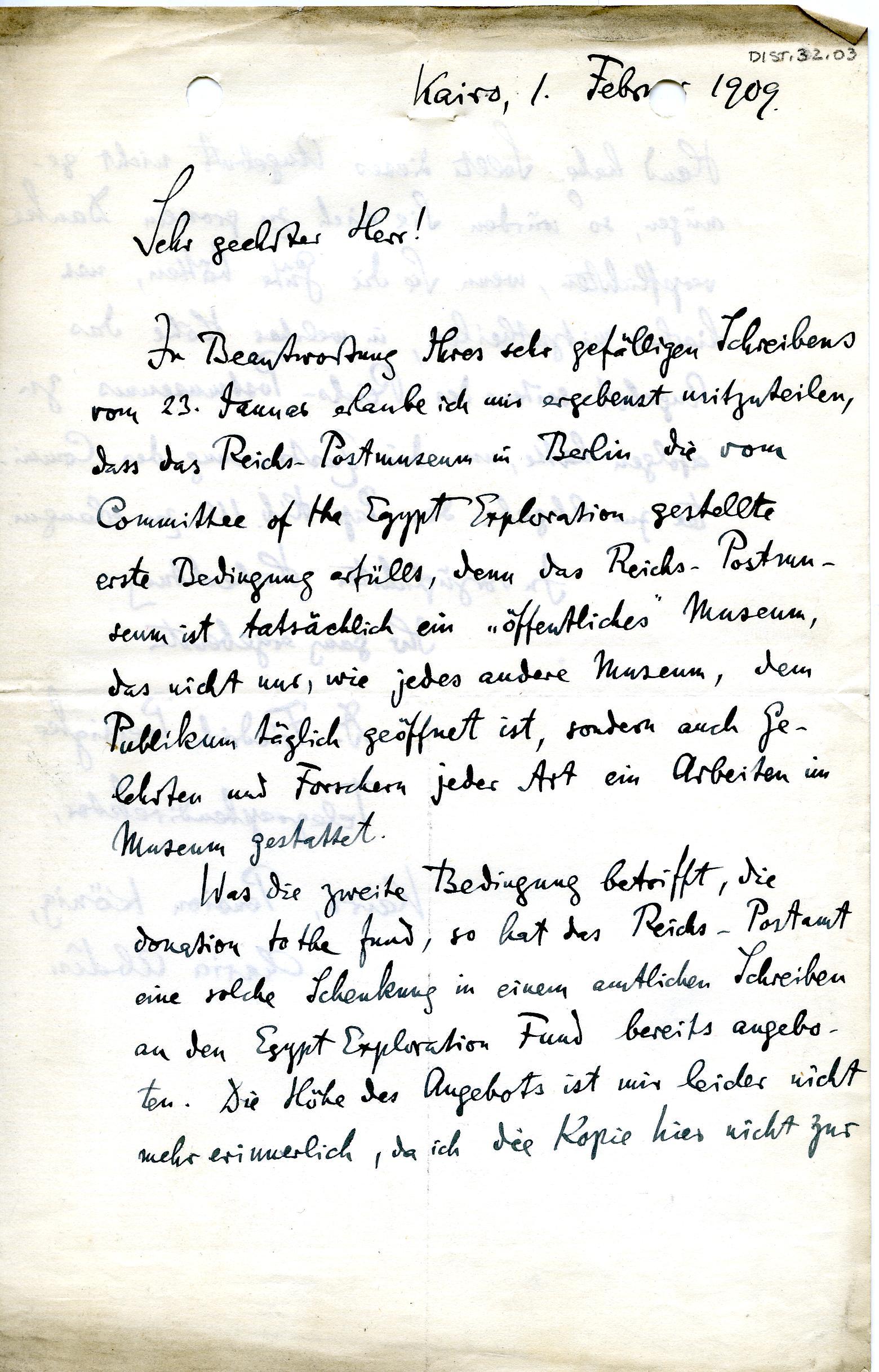 1908-13 Papyri DIST.32.03a