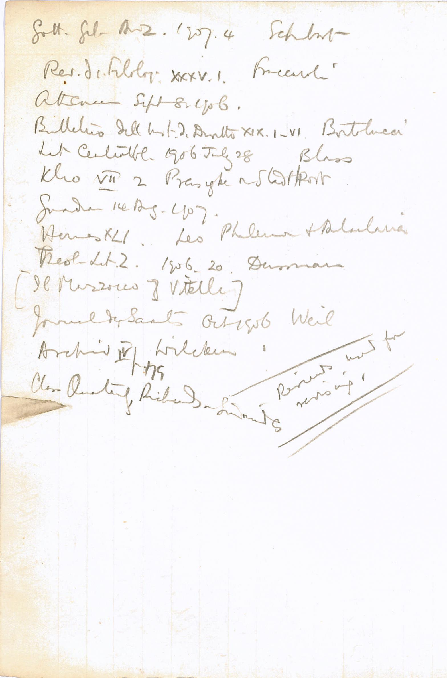 1908-13 Papyri DIST.32.09c