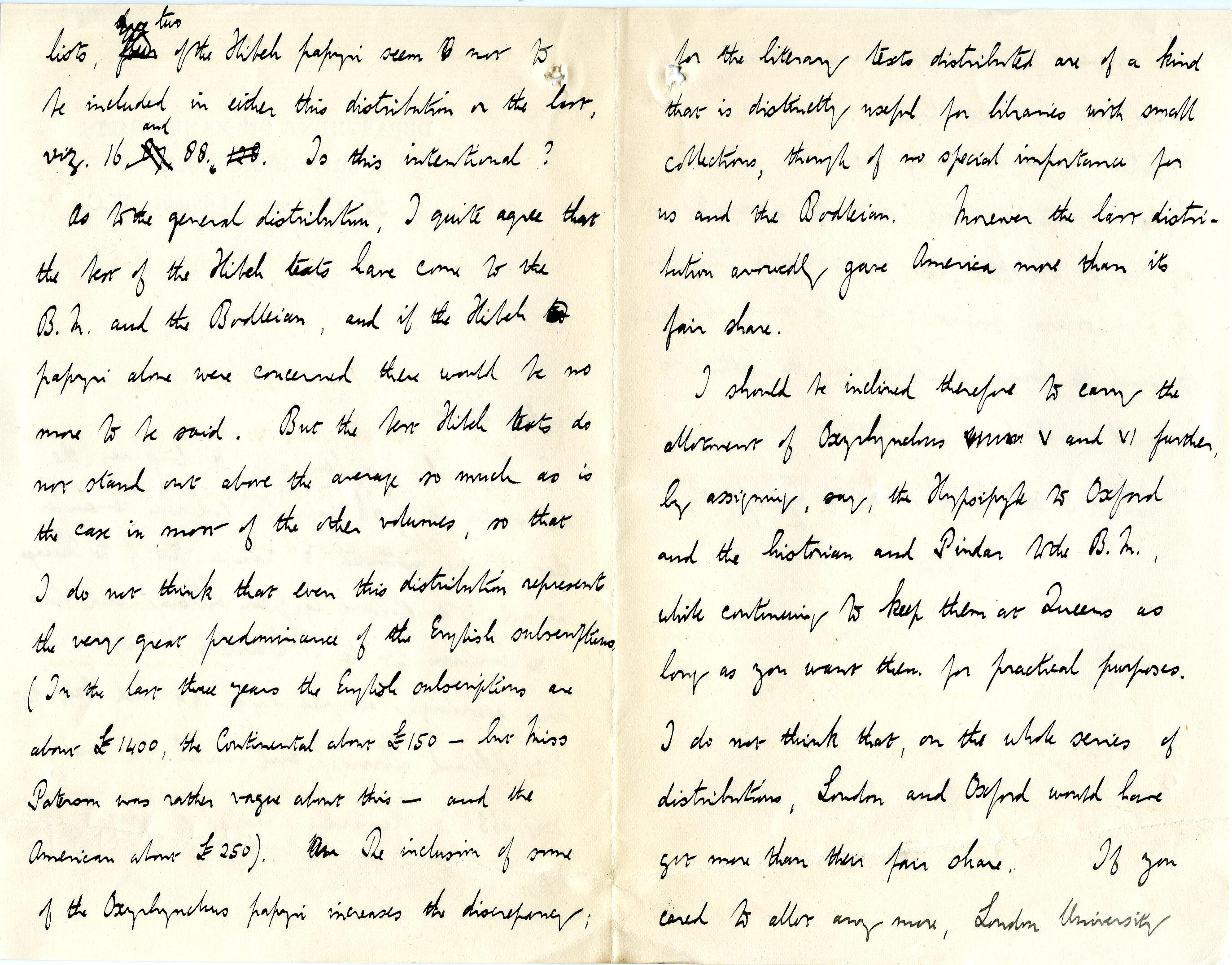 1908-13 Papyri DIST.32.10b