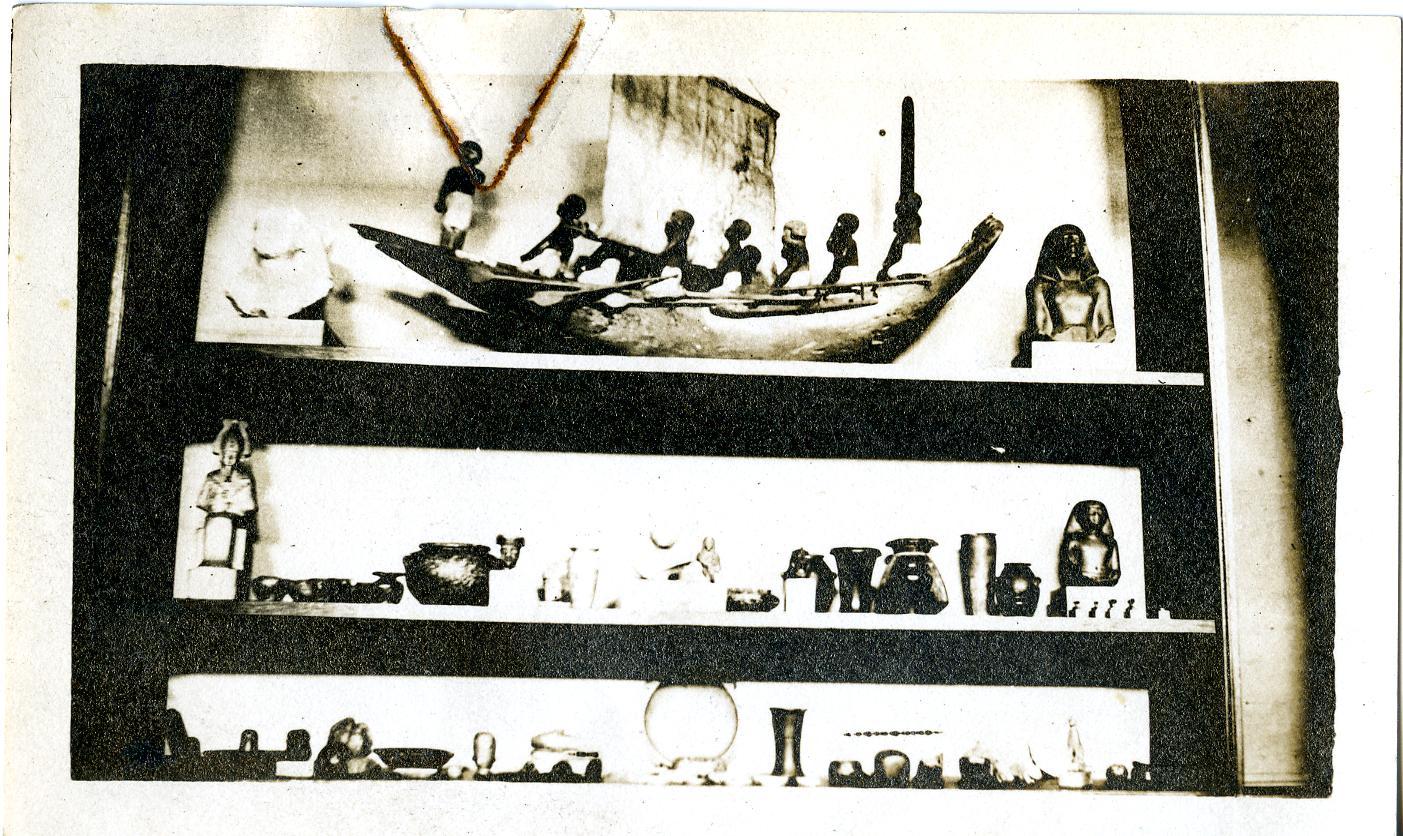 1913 Correspondence American museums DIST.36.01c