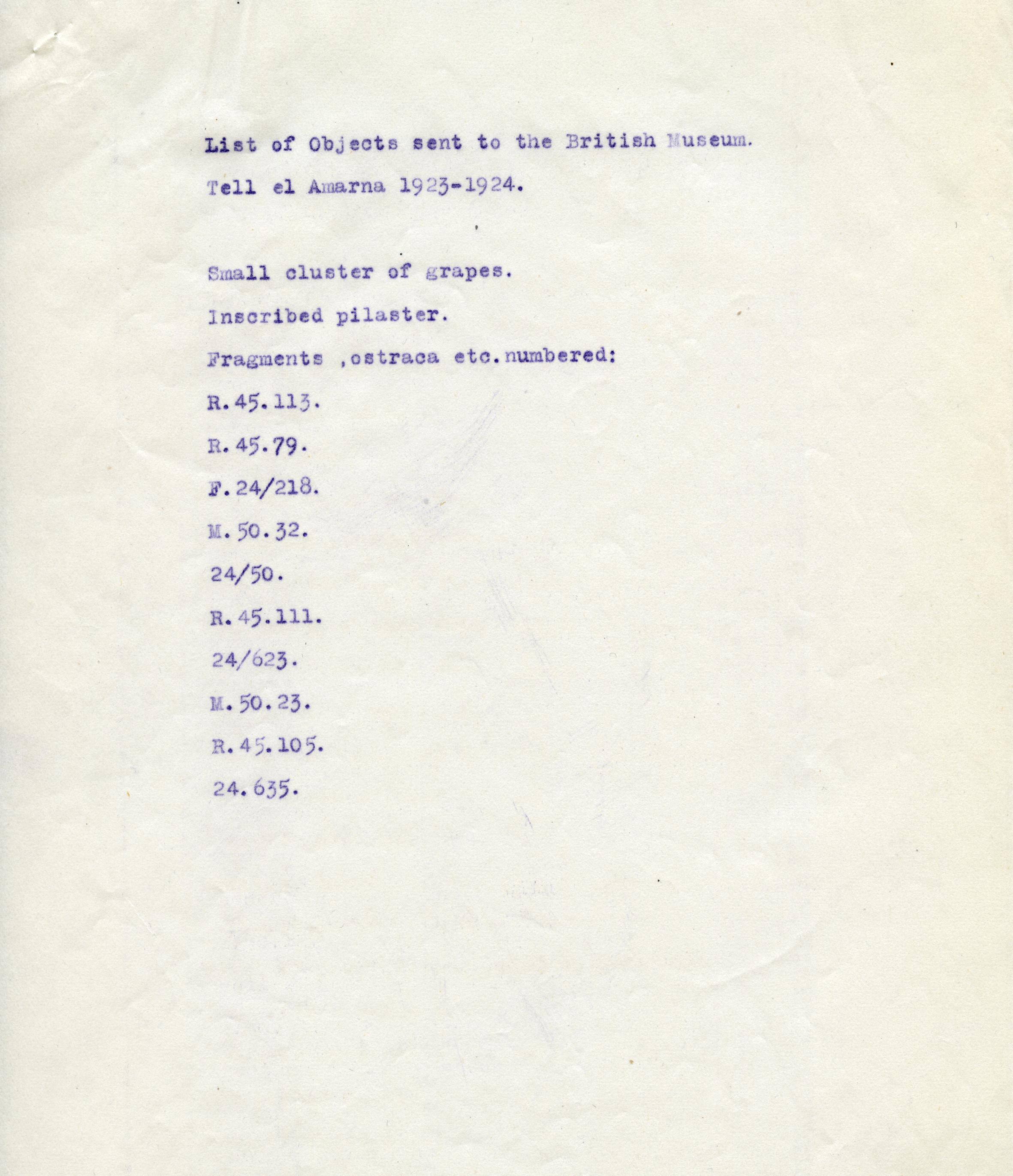 1923-25 el-Amarna DIST.44.04c