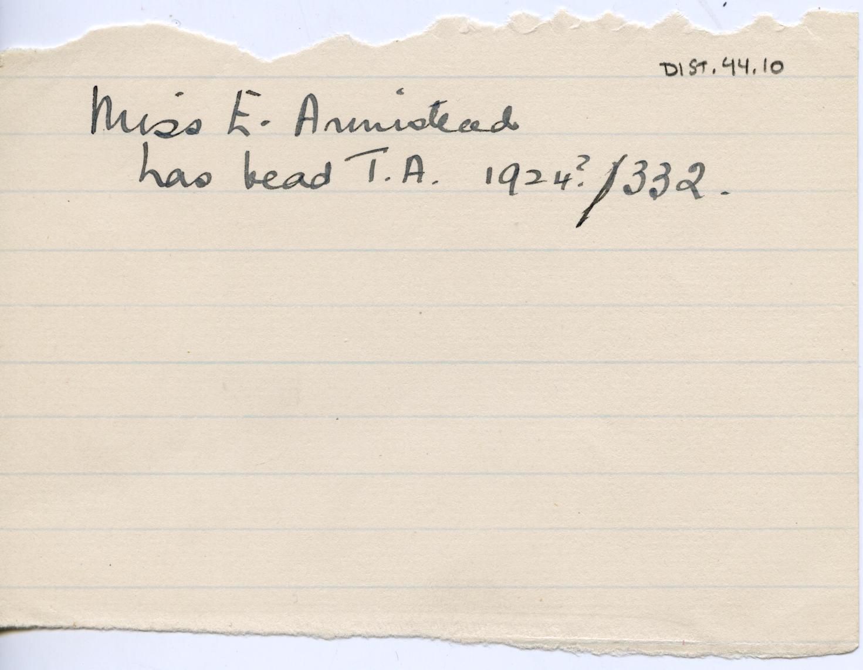 1923-25 el-Amarna DIST.44.10