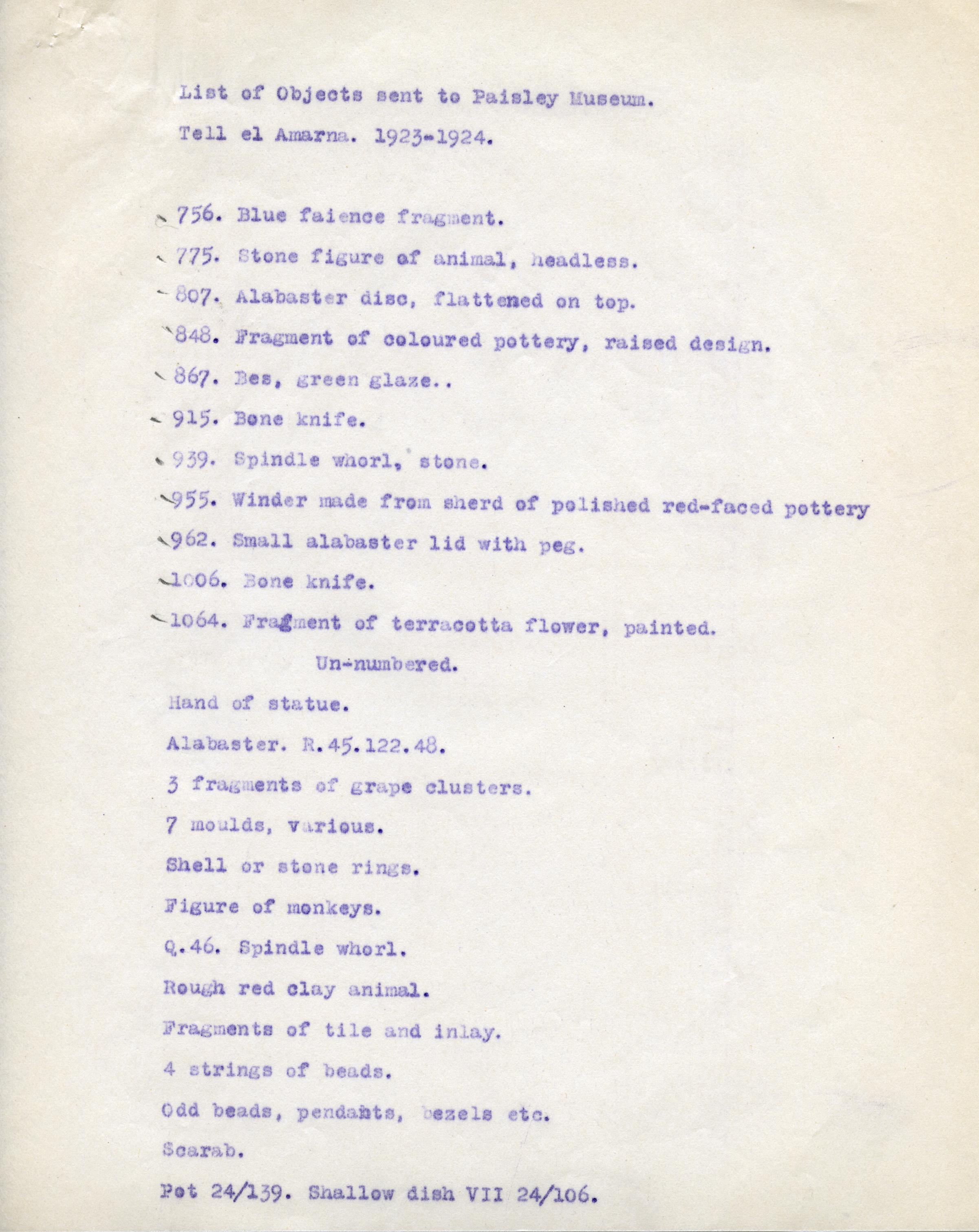 1923-25 el-Amarna DIST.44.28b