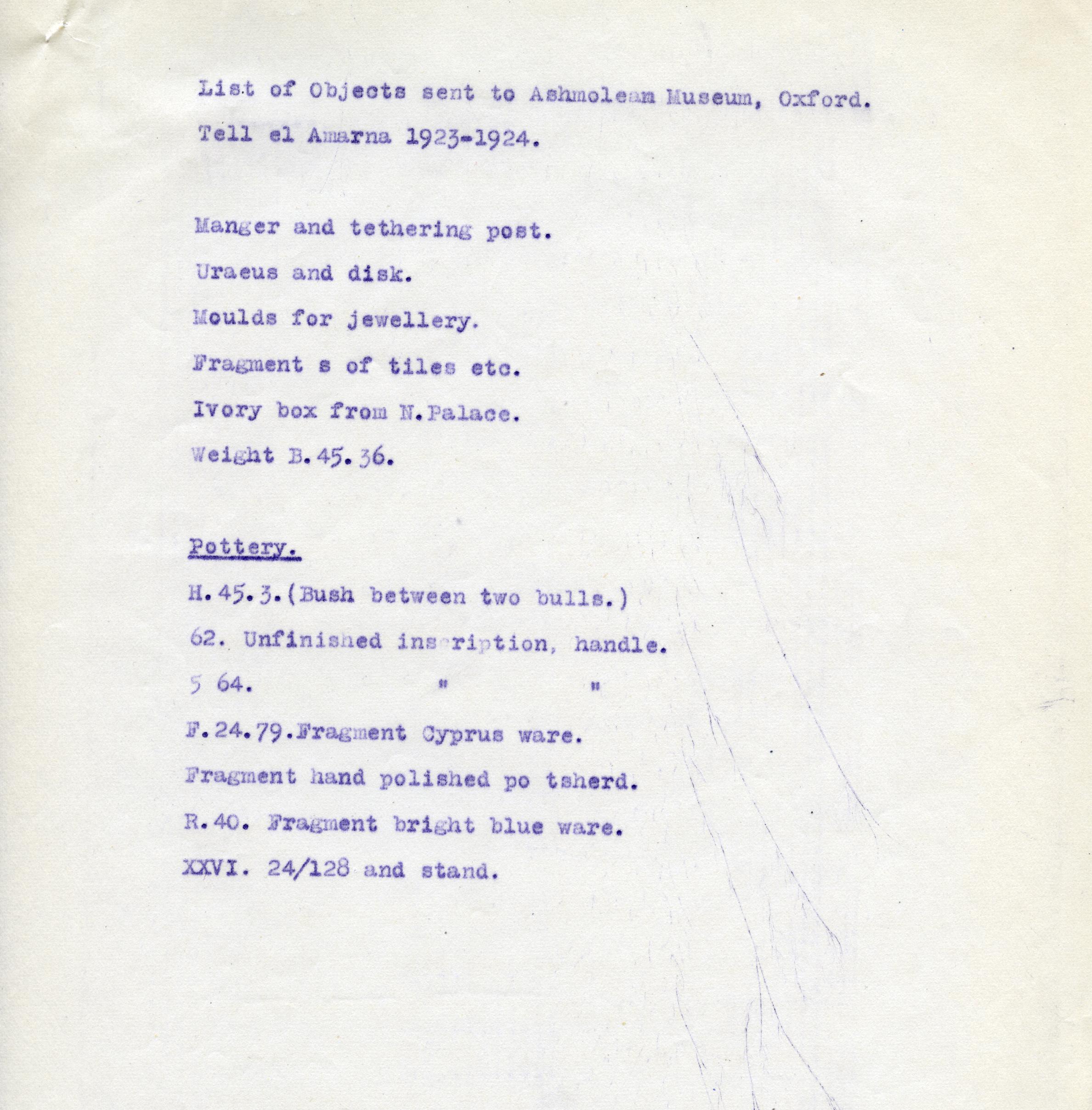 1923-25 el-Amarna DIST.44.45e