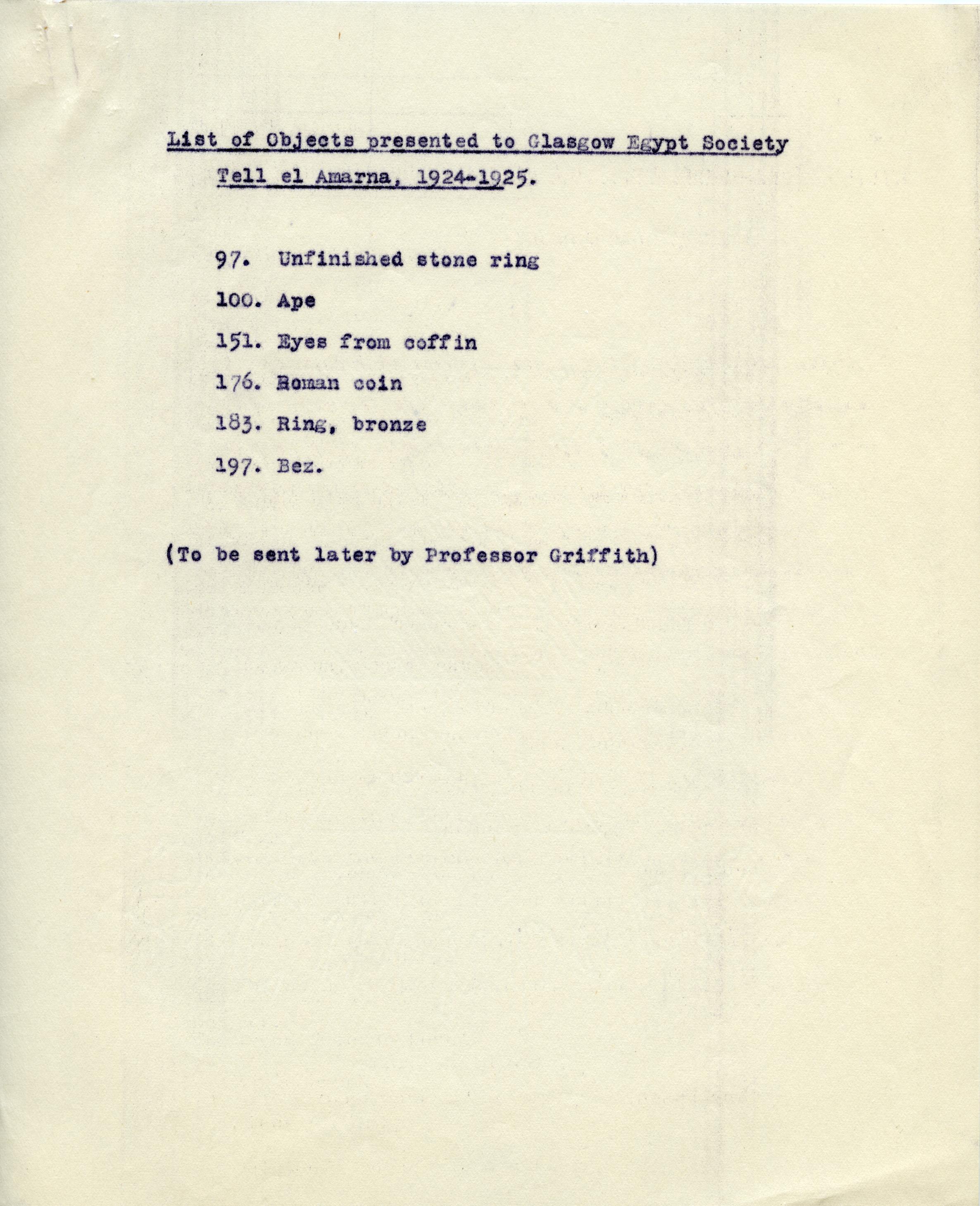 1921-25 el-Amarna DIST,46.03c