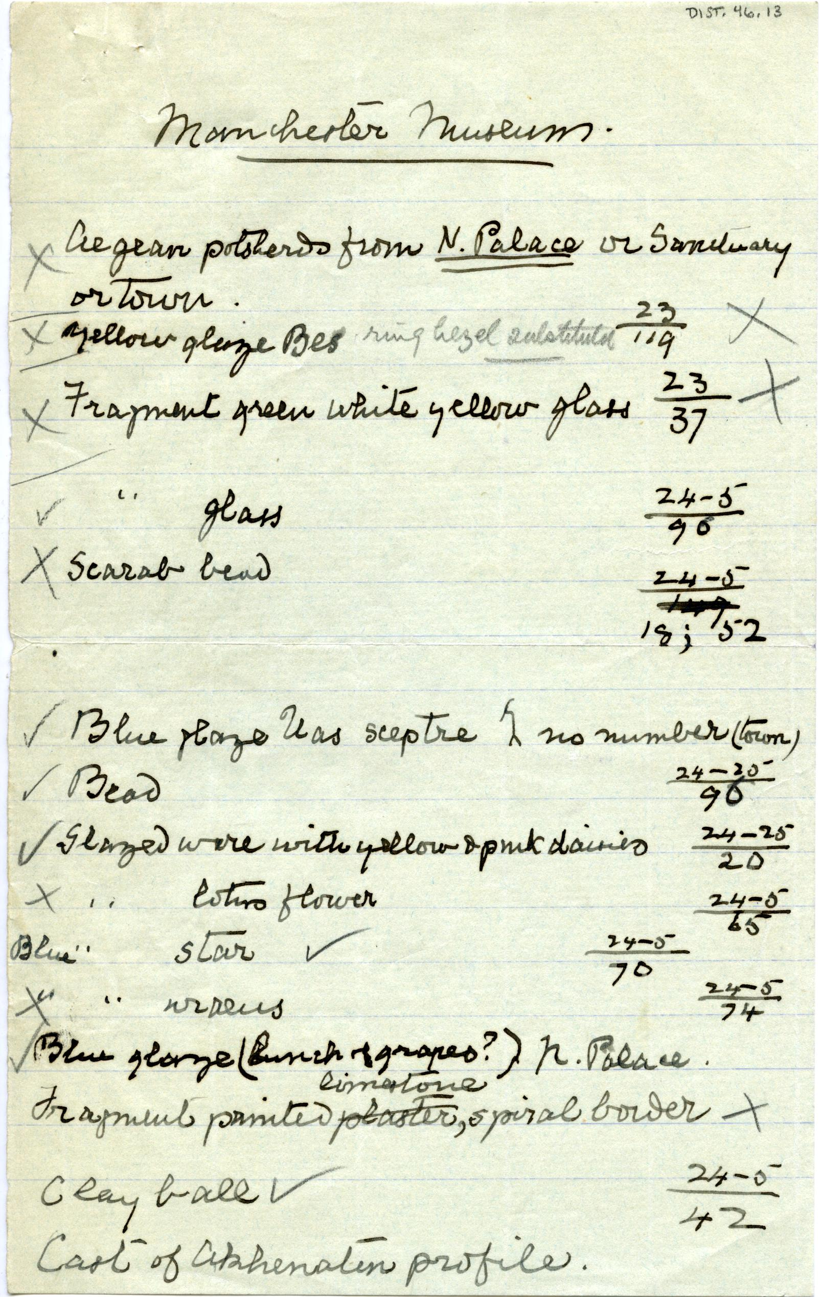 1921-25 el-Amarna DIST.46.13