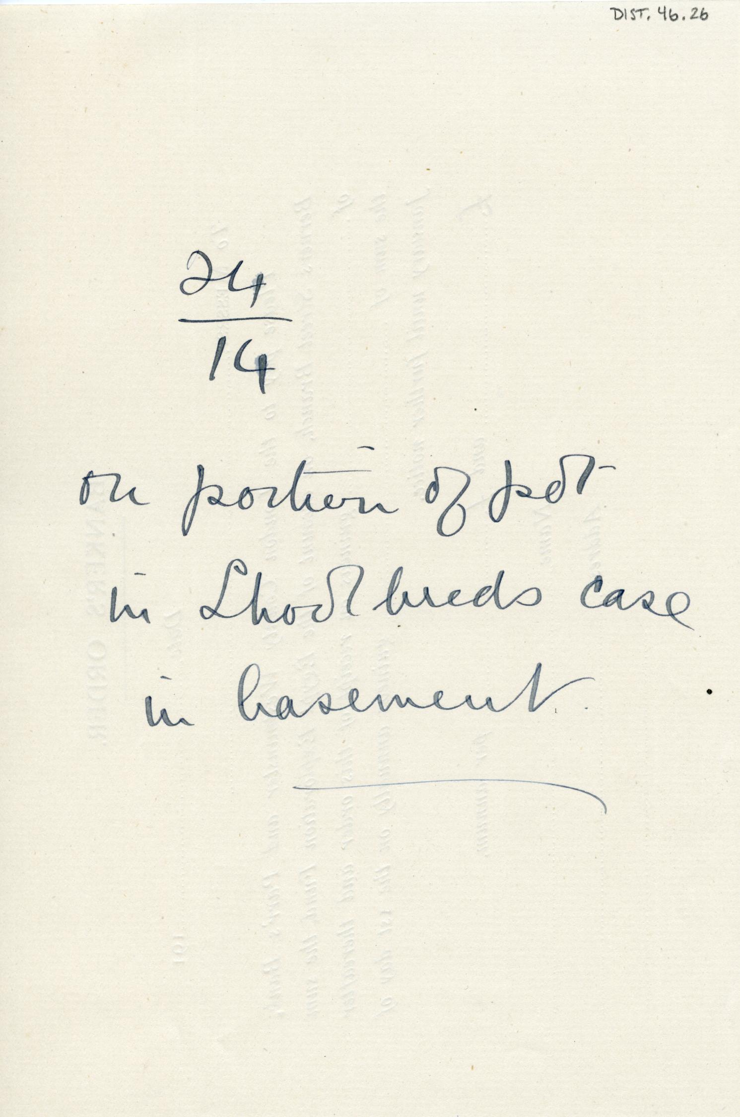 1921-25 el-Amarna DIST.46.26