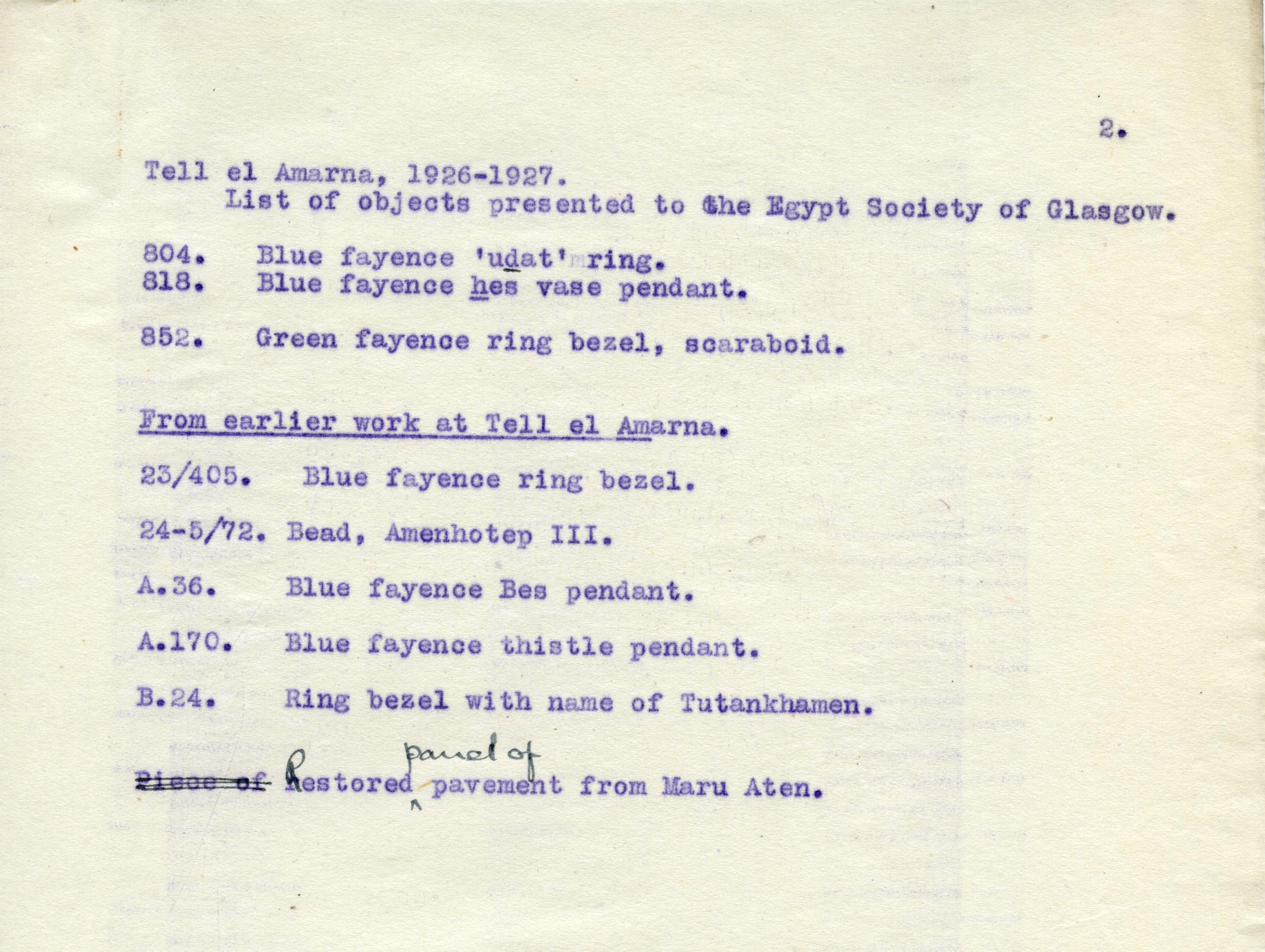 1926-27 el-Amarna DIST.49.056b
