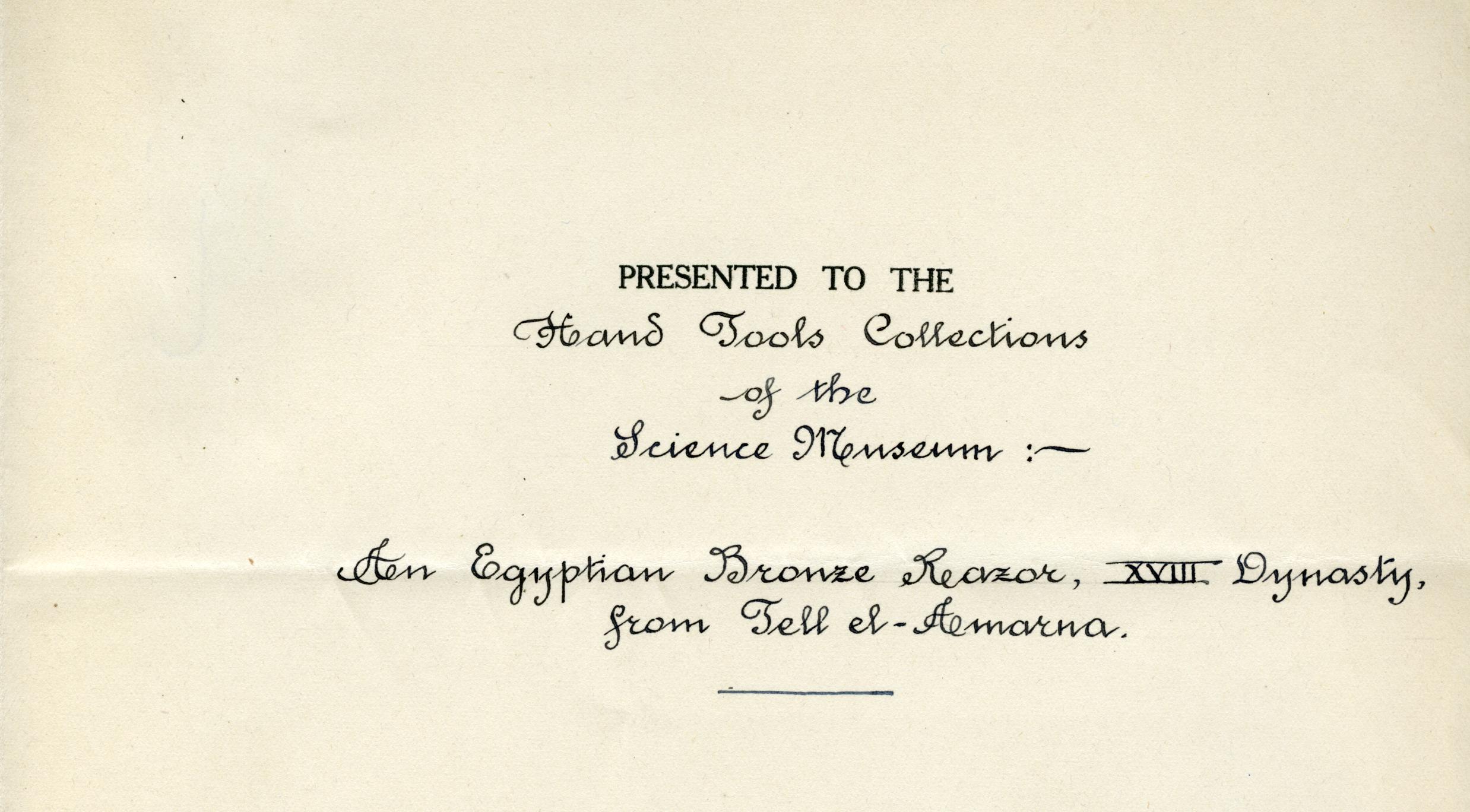 1926-27 el-Amarna DIST.49.088b