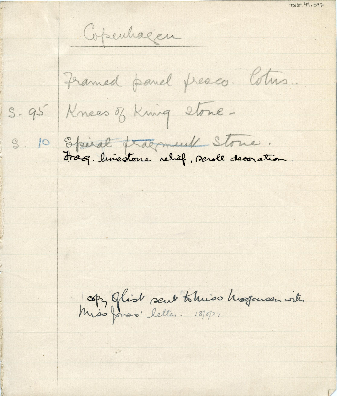 1926-27 el-Amarna DIST.49.097a