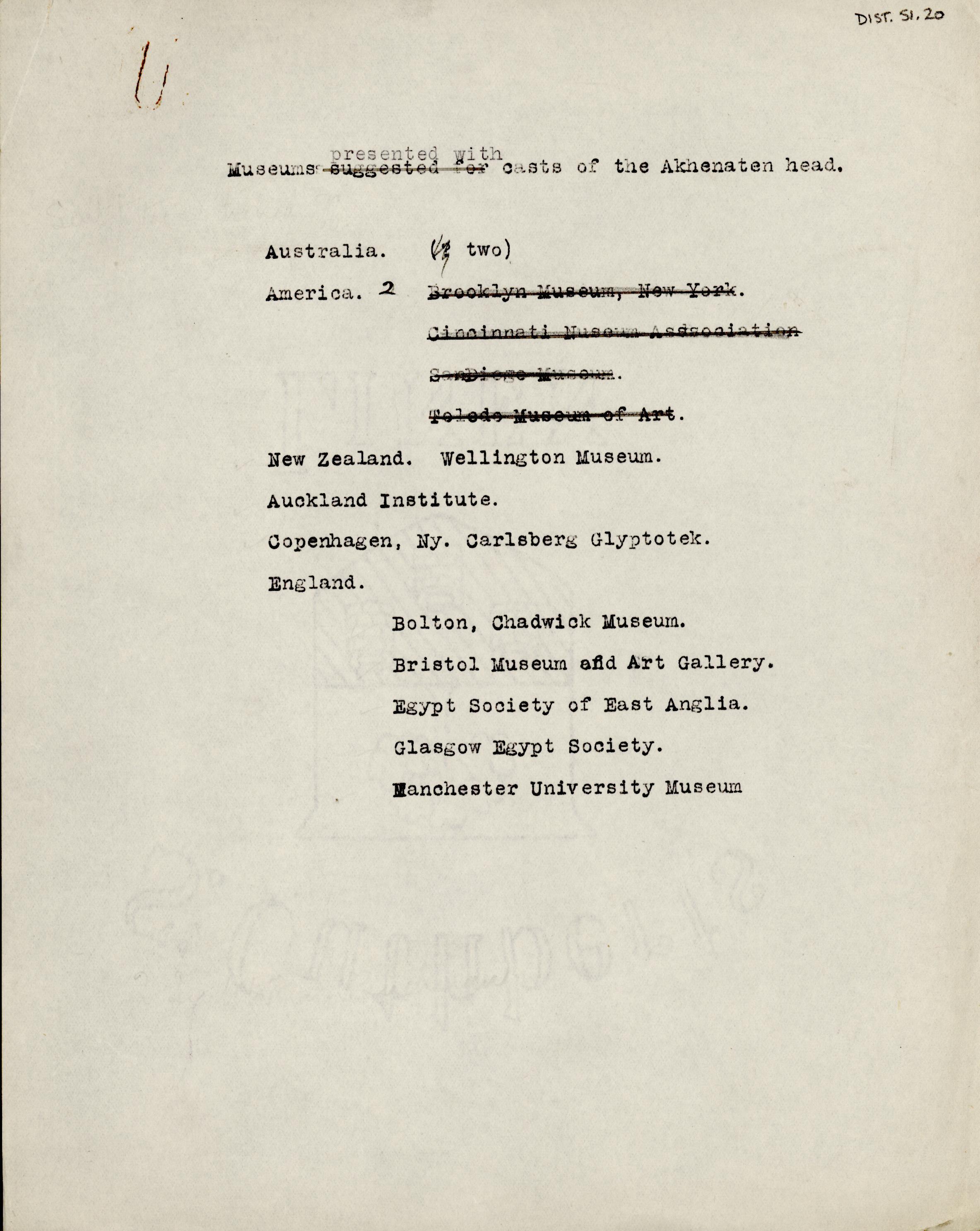 1928-29 el-Amarna and Armant DIST.51.20