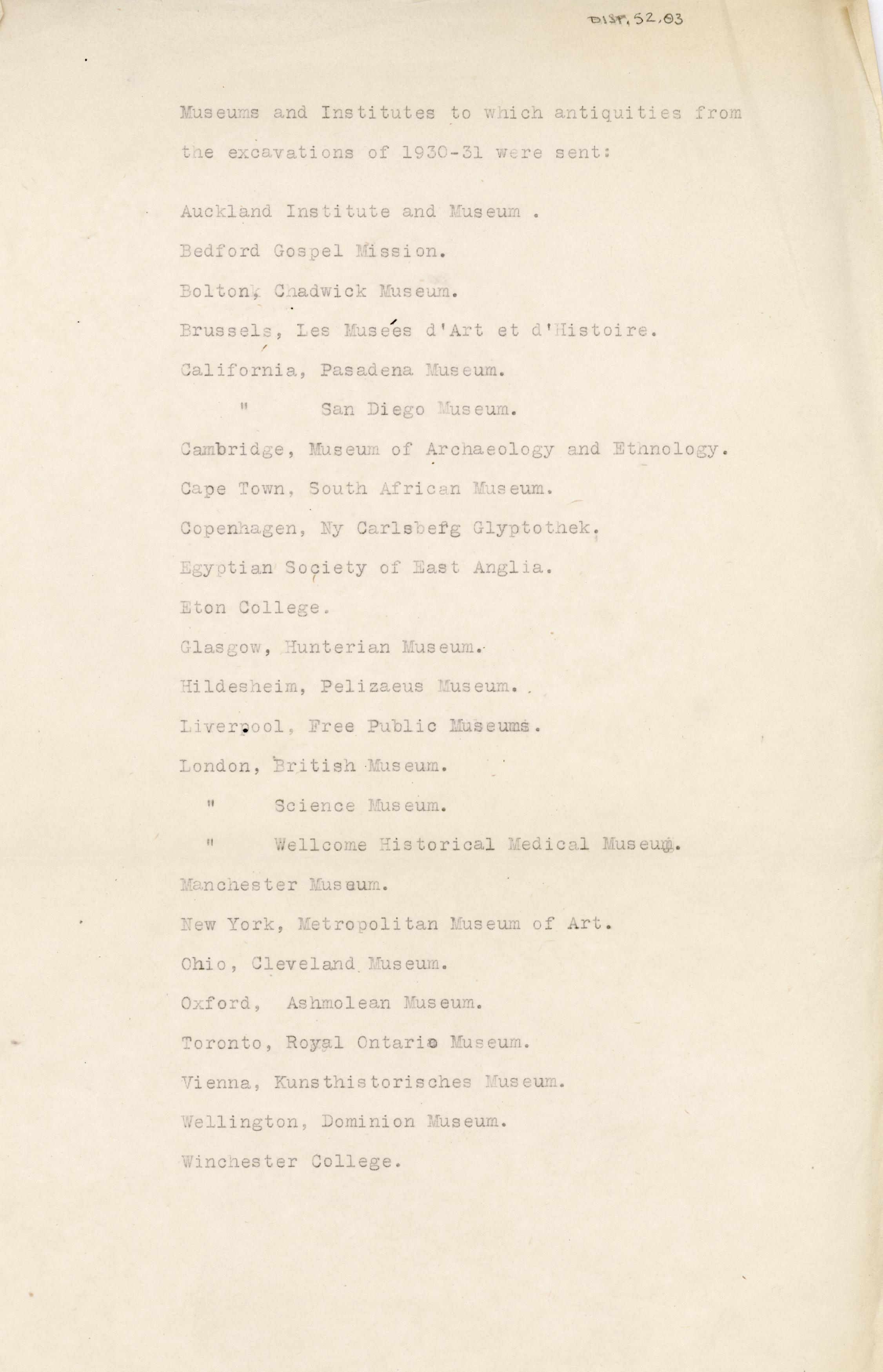1930-31 el-Amarna DIST.52.03
