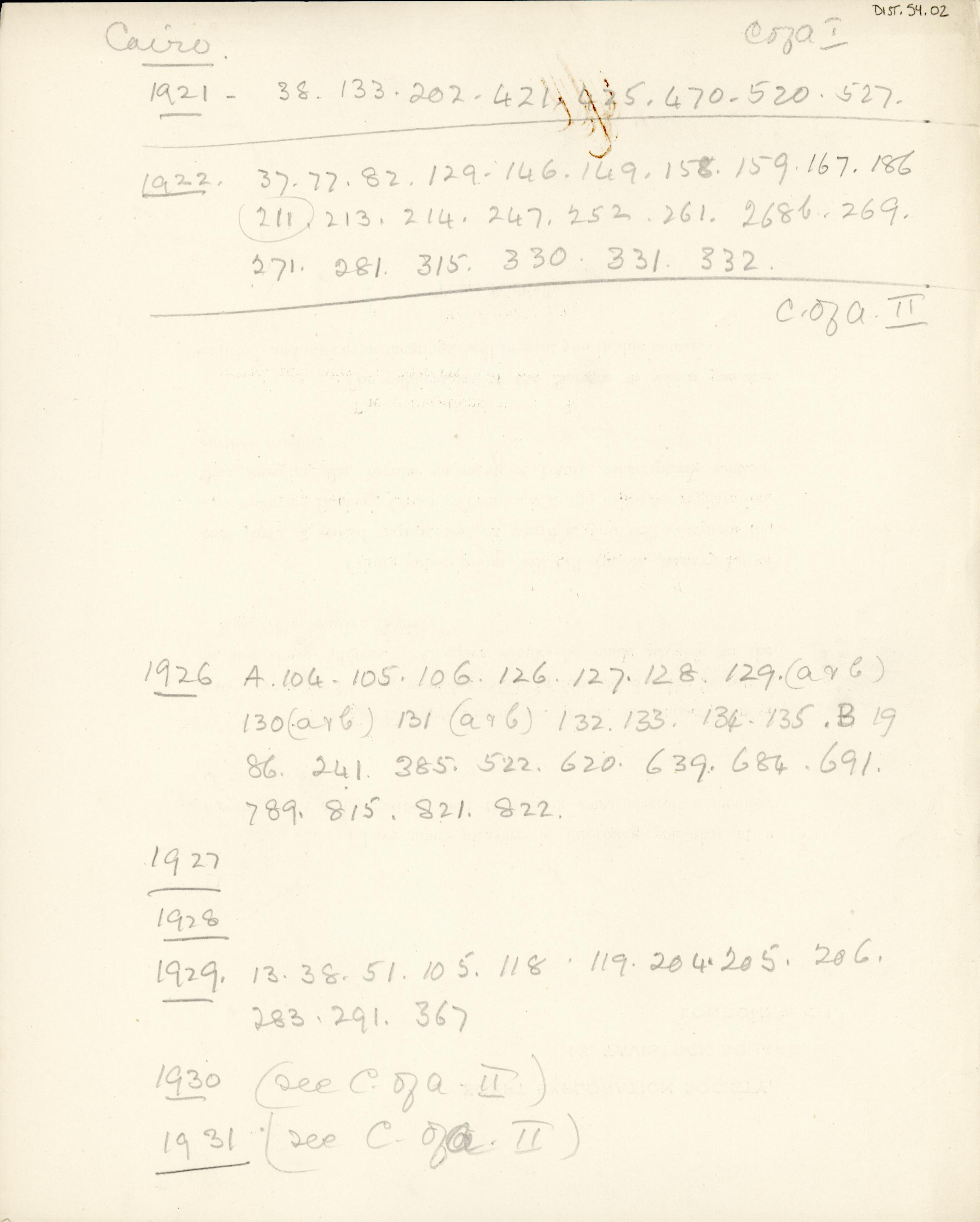 1931-32 el-Amarna and Armant DIST.54.02a