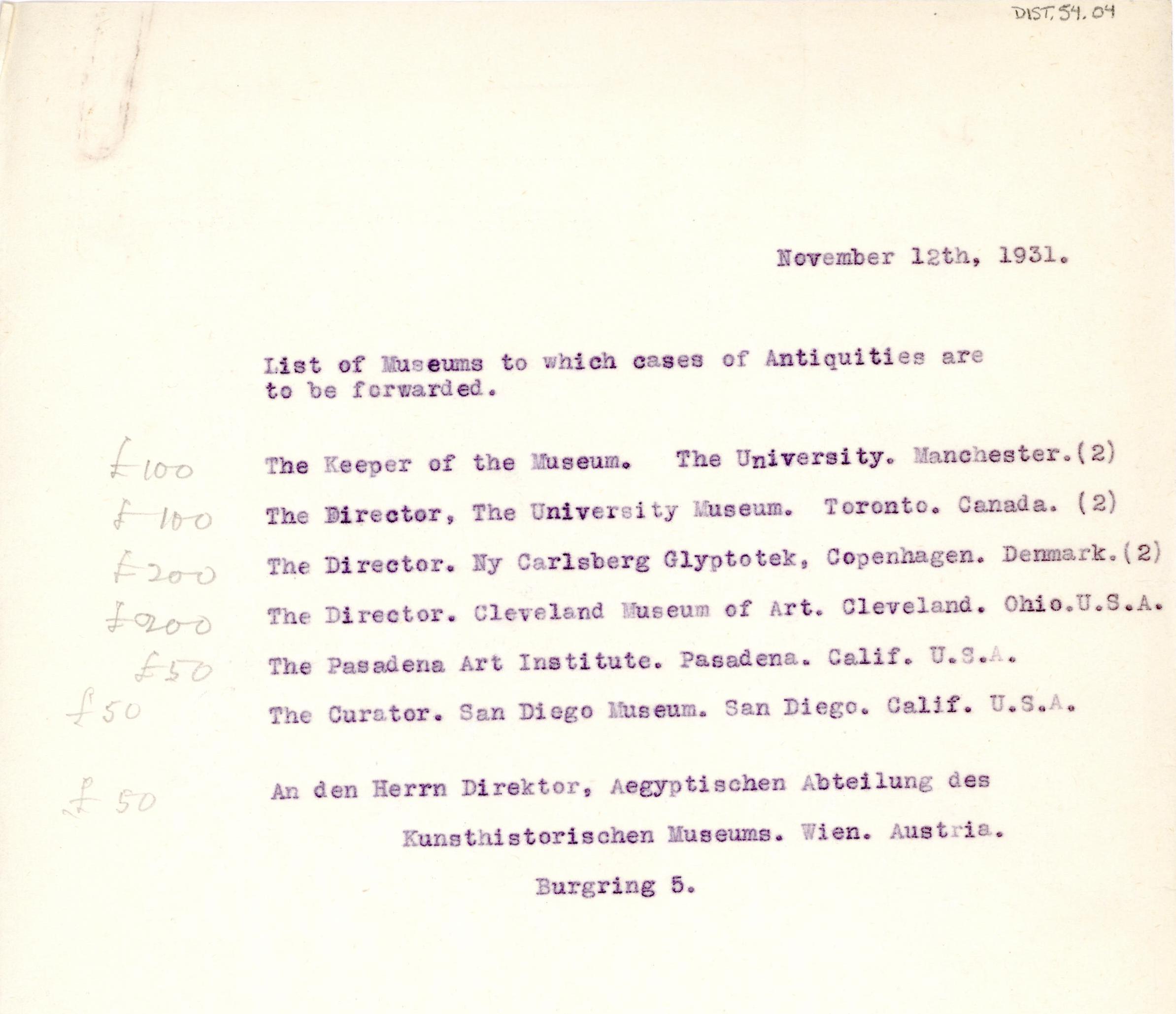 1931-32 el-Amarna and Armant DIST.54.04