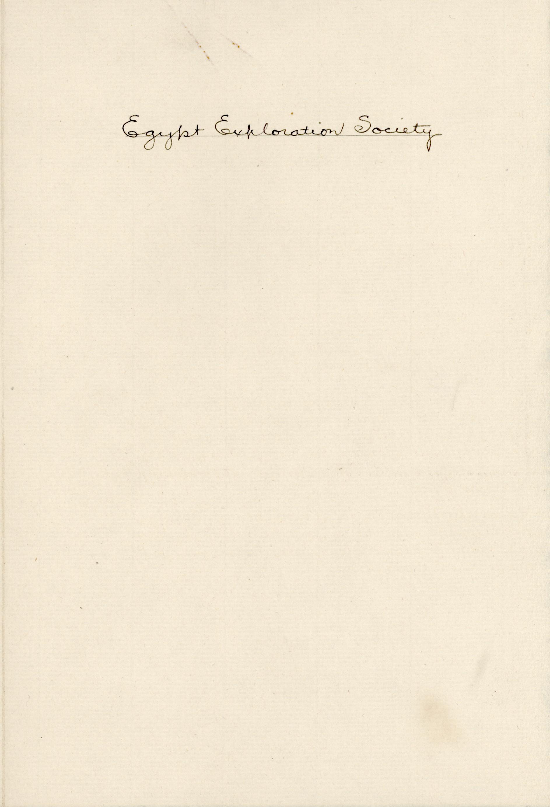 1931-32 el-Amarna and Armant DIST.54.09b
