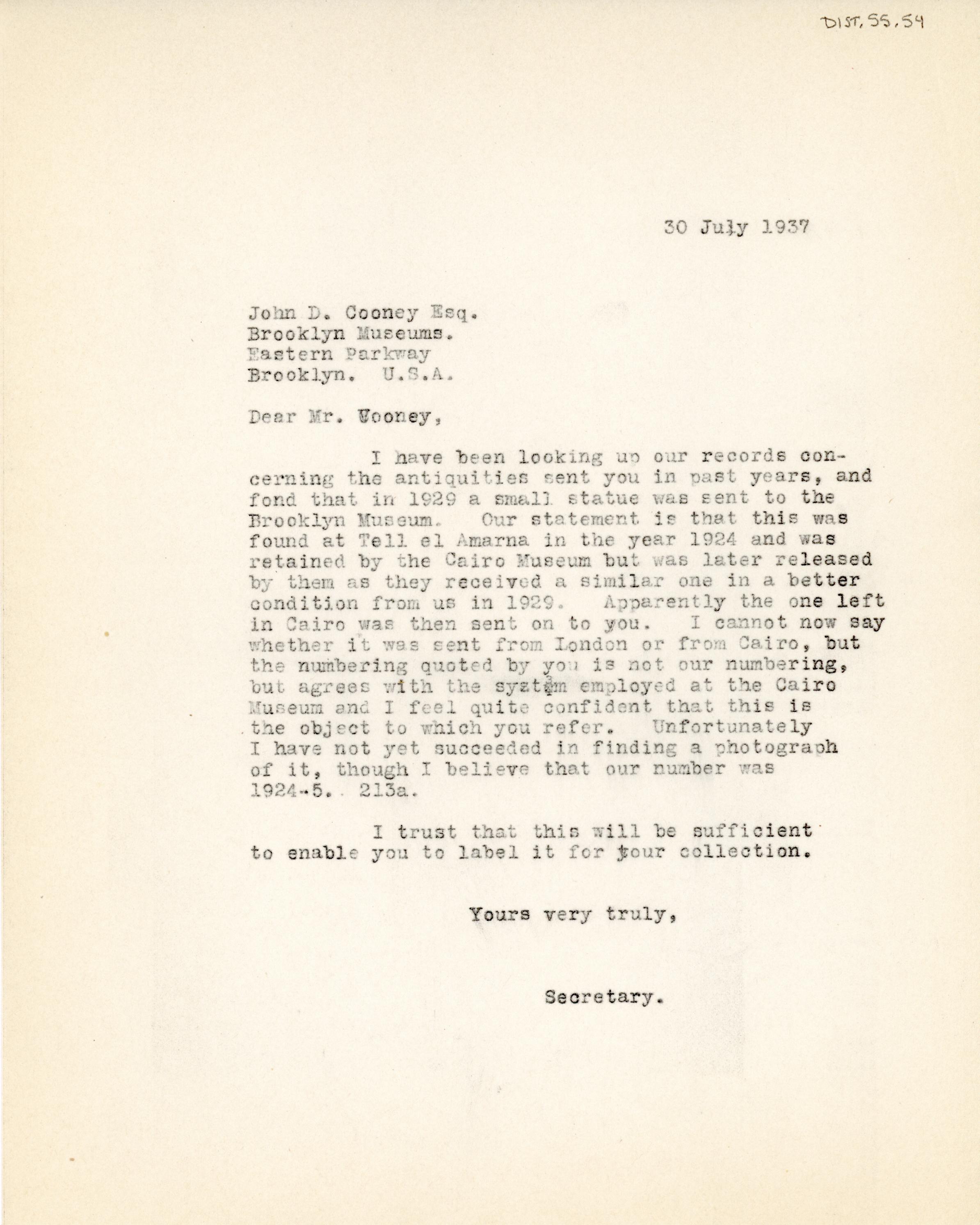1931-44 Brooklyn Museum DIST.55.54