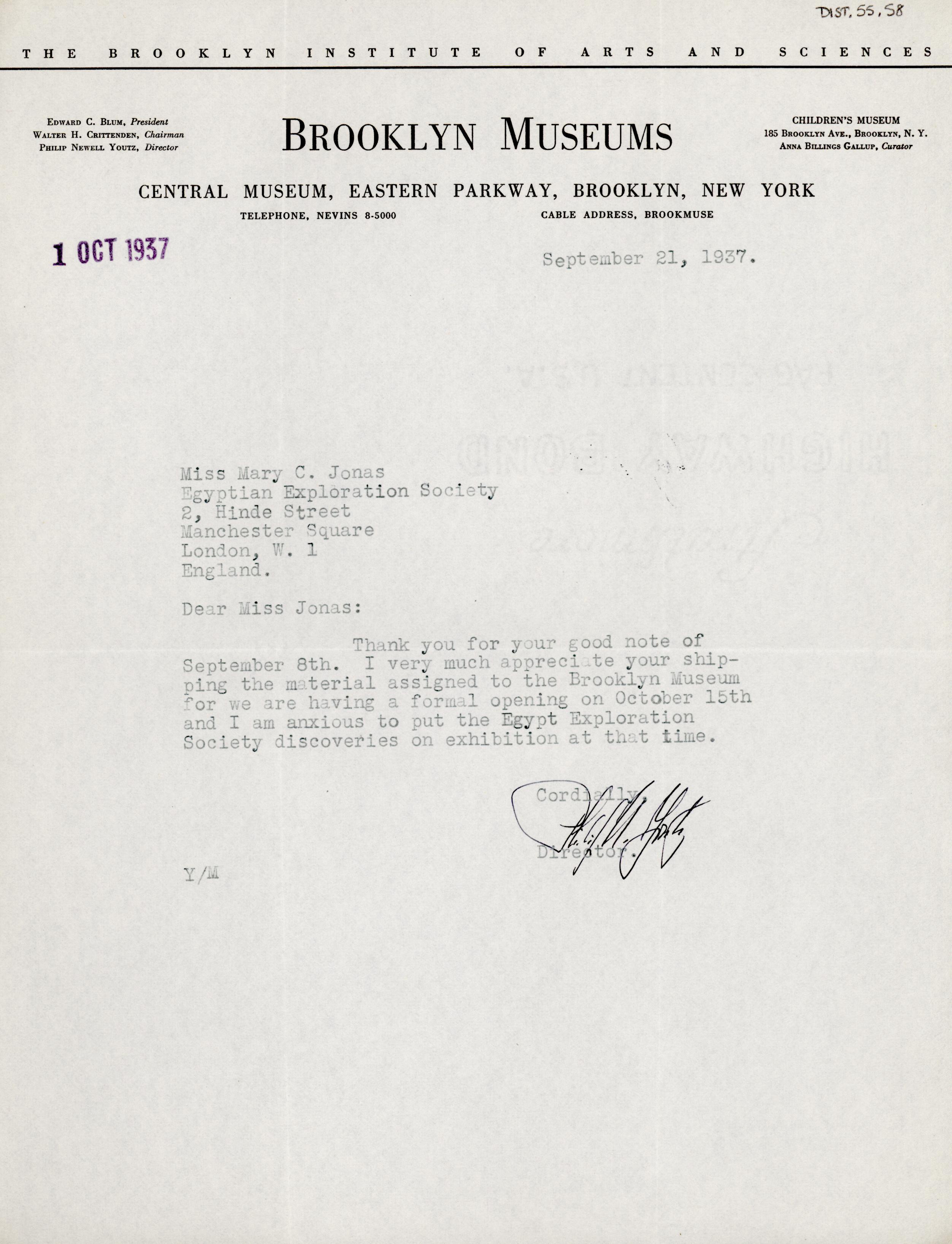 1931-44 Brooklyn Museum DIST.55.58