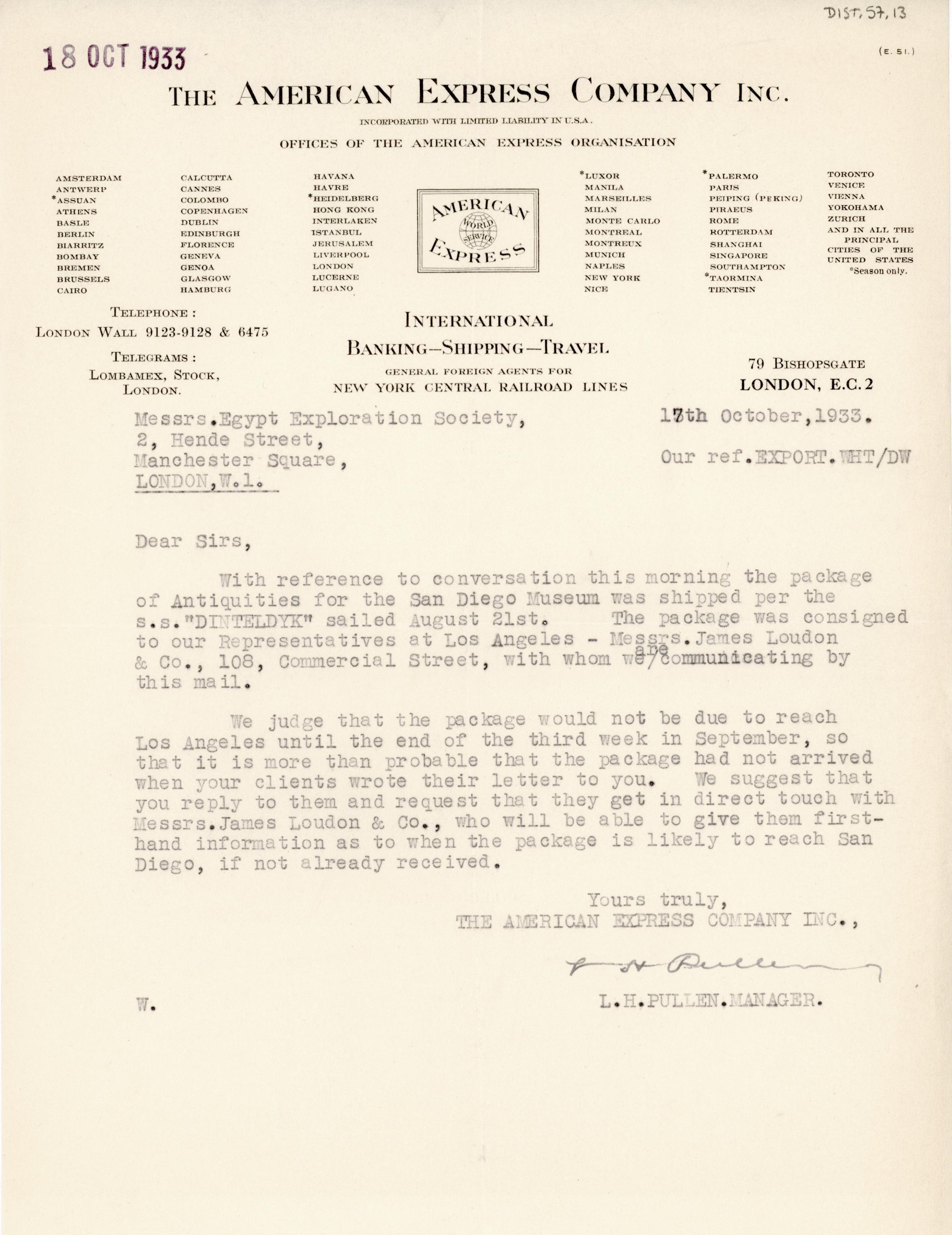 1931-34 el-Amarna DIST.57.13