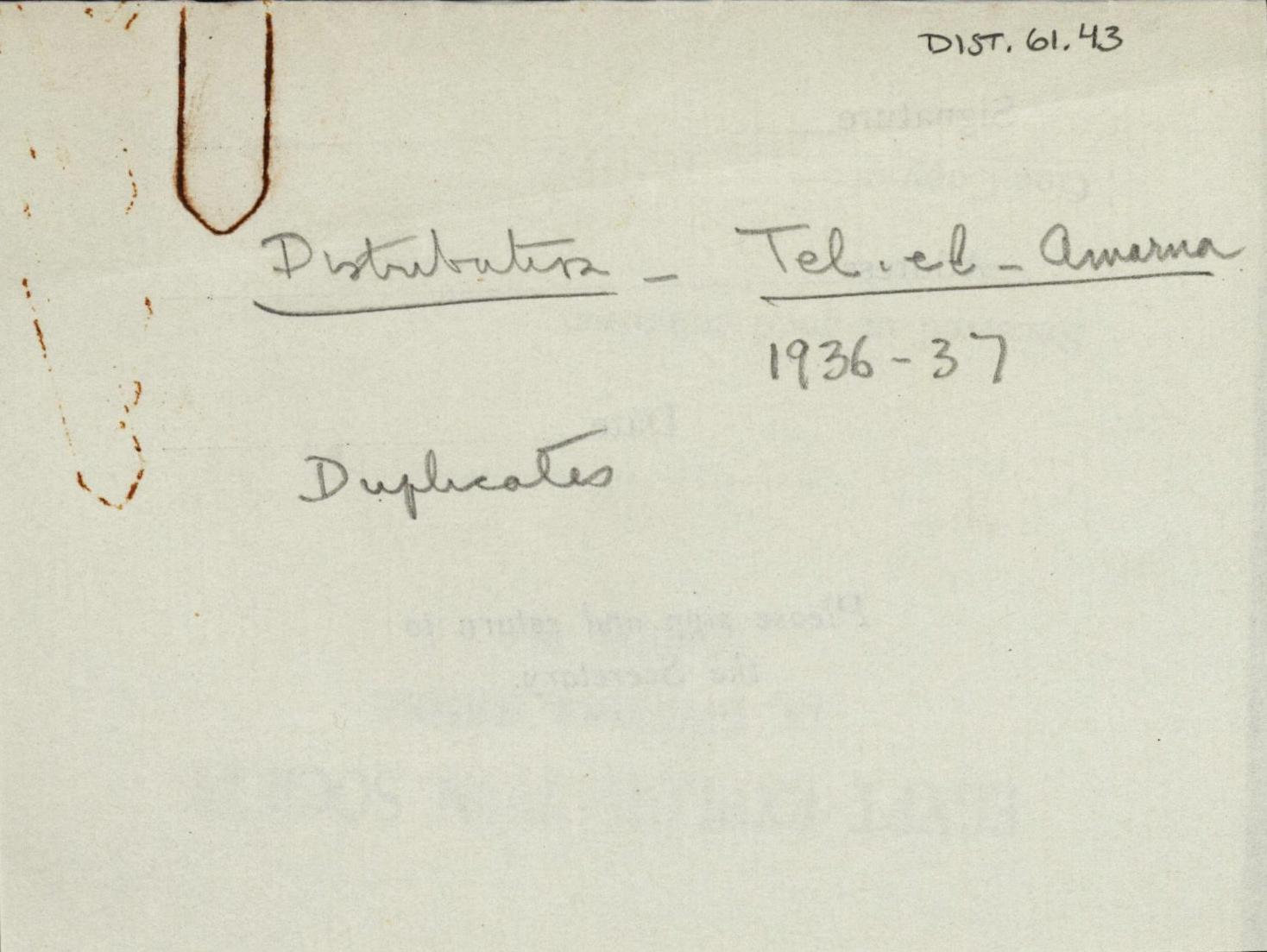 1936-37 el-Amarna DIST.61.43a