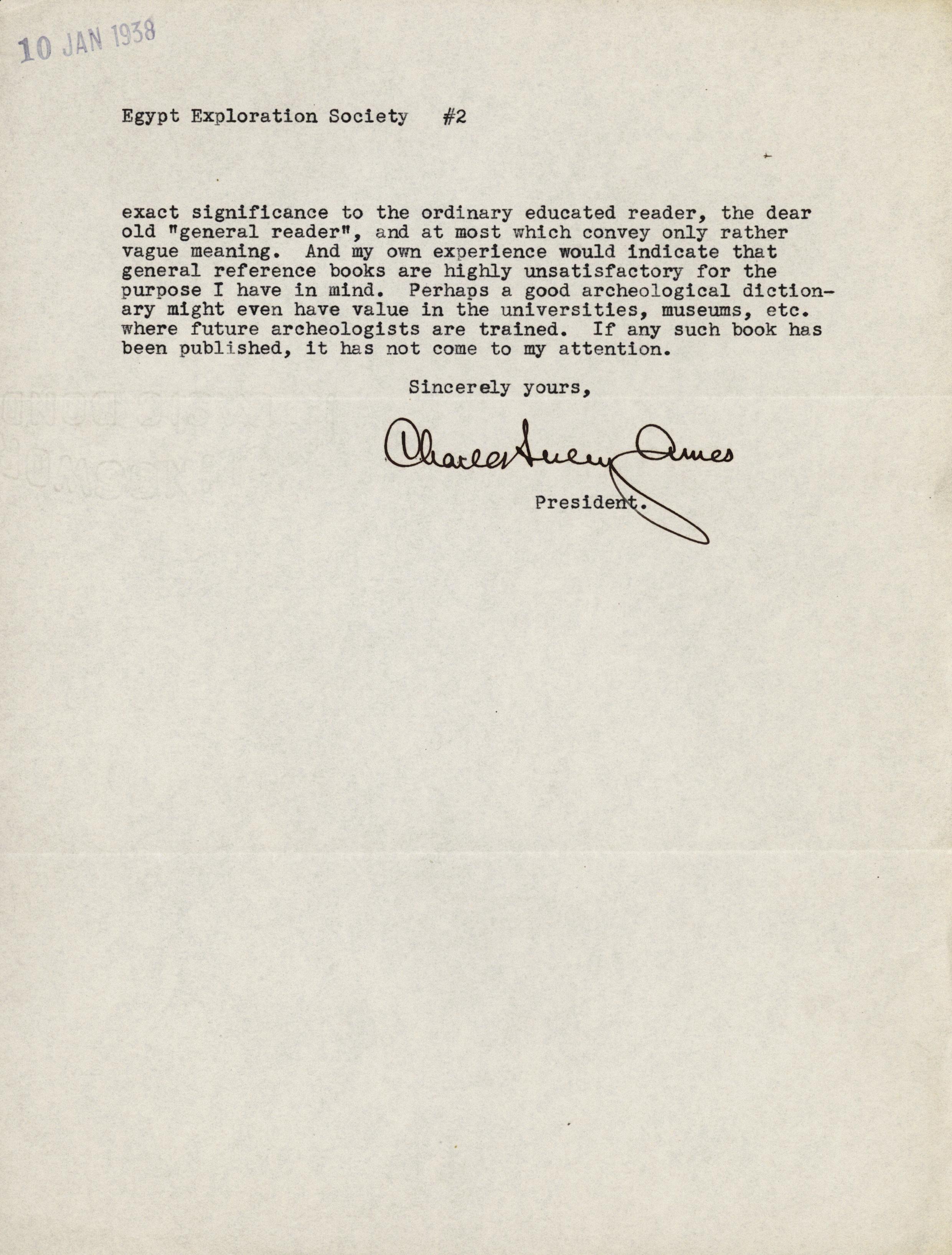 1936-38 Amarah West, Sesebi DIST.62.12b