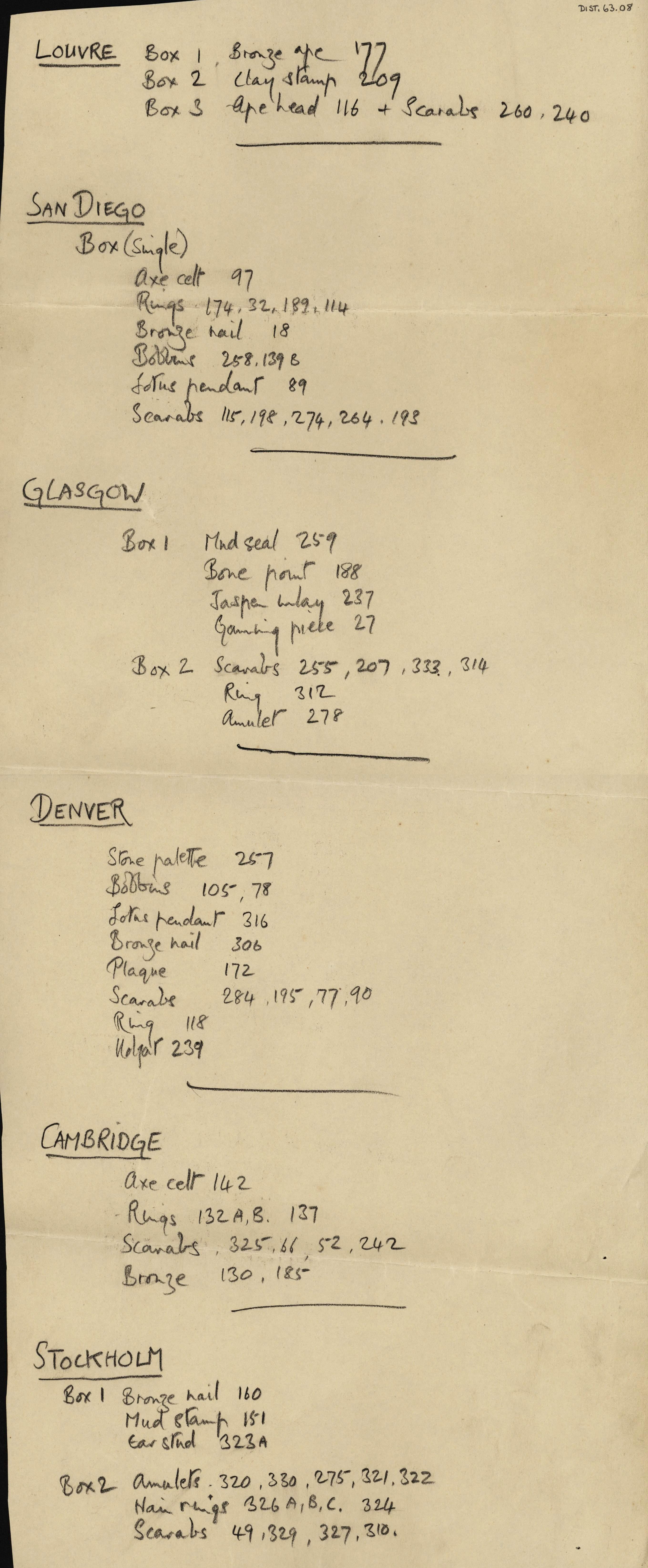 1936-39 Amarah West, Sesebi DIST.63.08