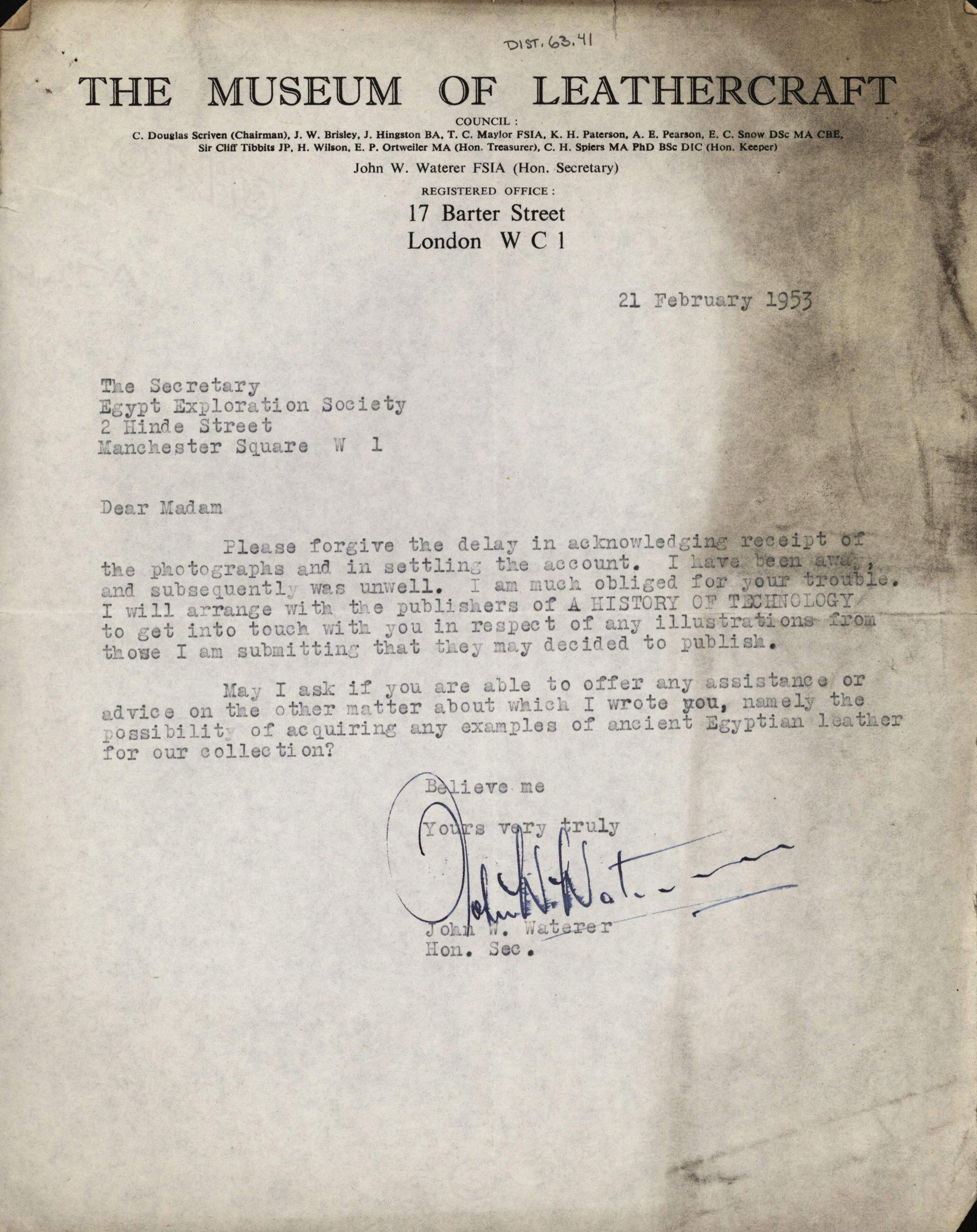 1936-39 Amarah West, Sesebi DIST.63.41
