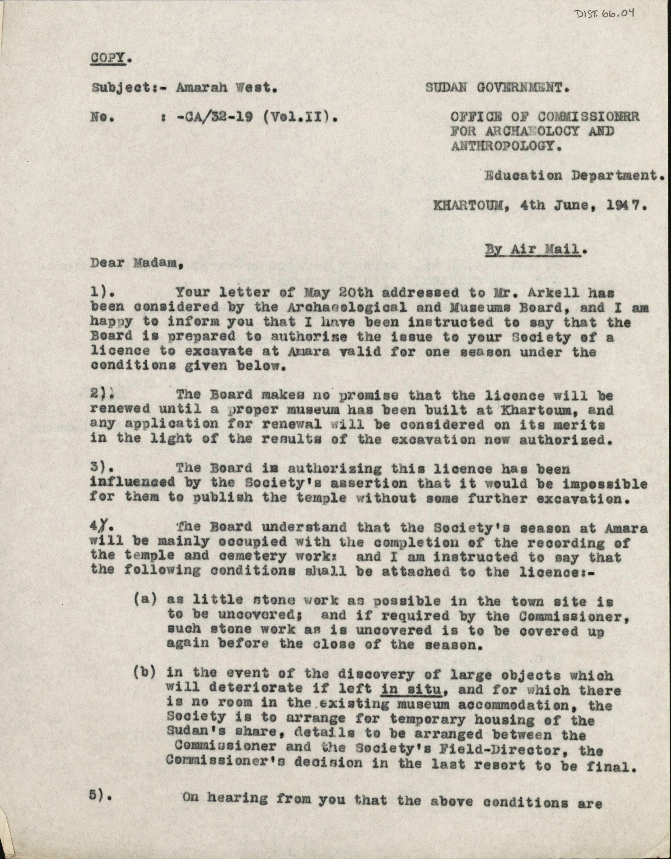 1947-54 Amarah West DIST.66.04a