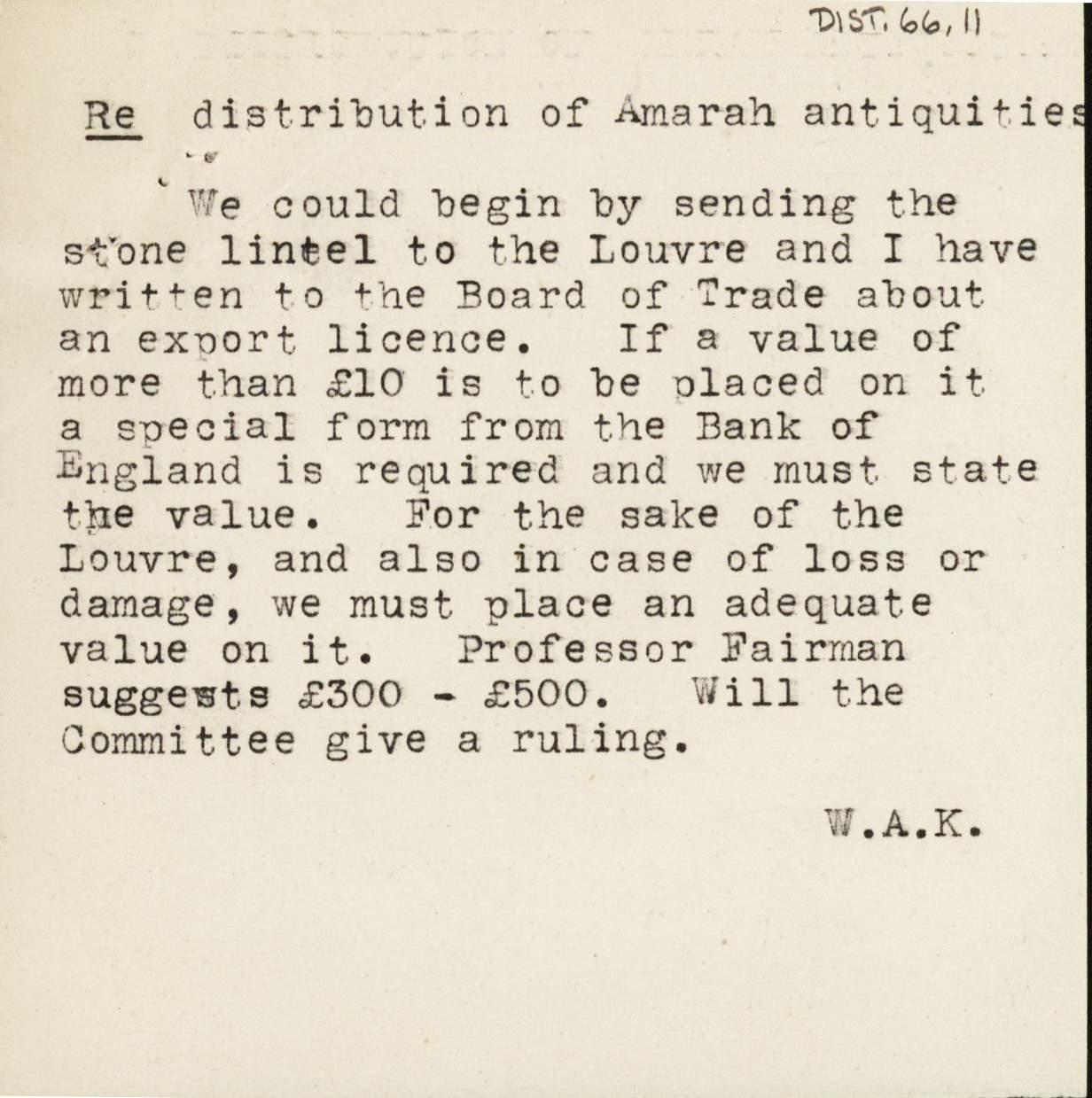 1947-54 Amarah West DIST.66.11