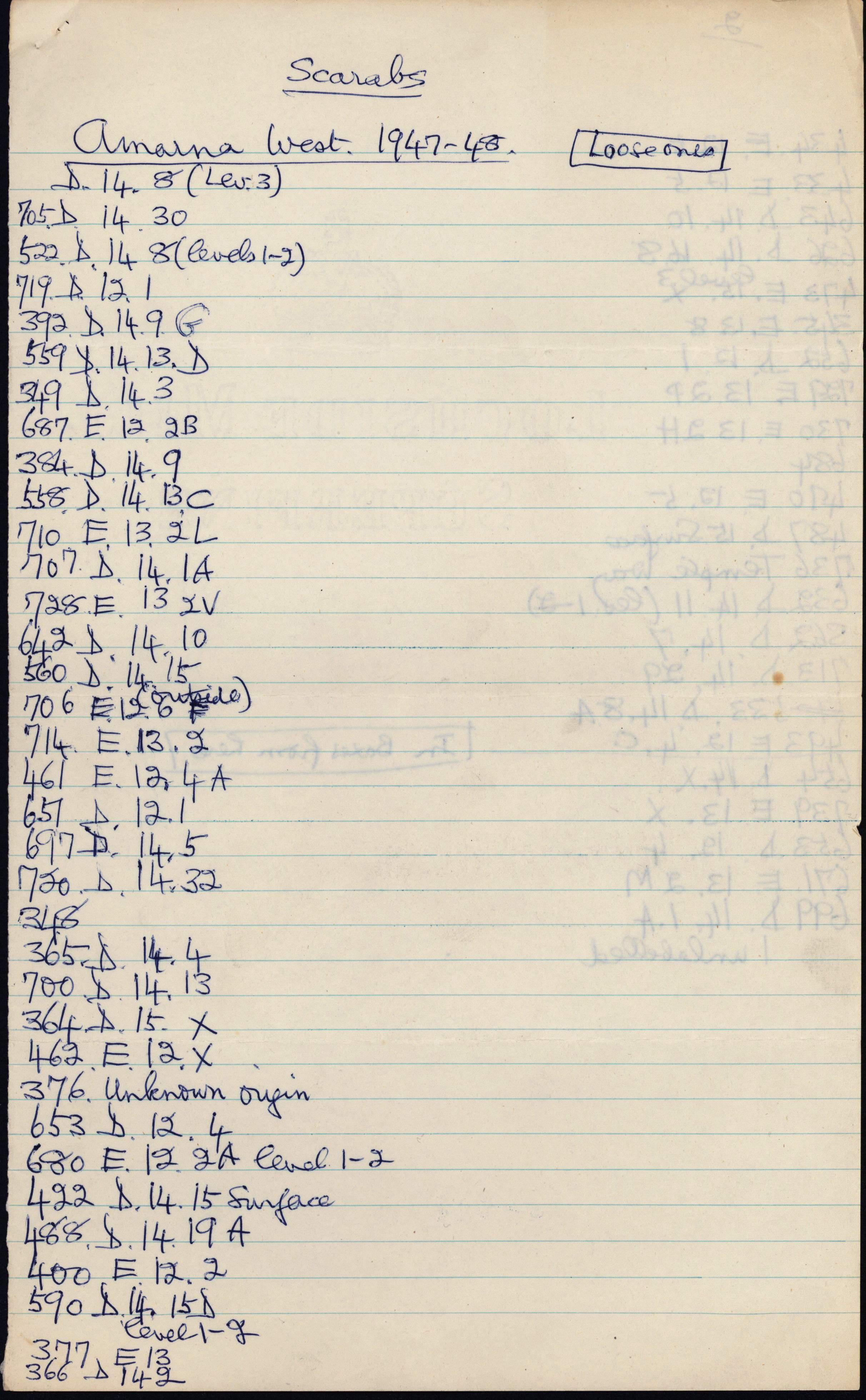 1947-54 Amarah West DIST.66.16c