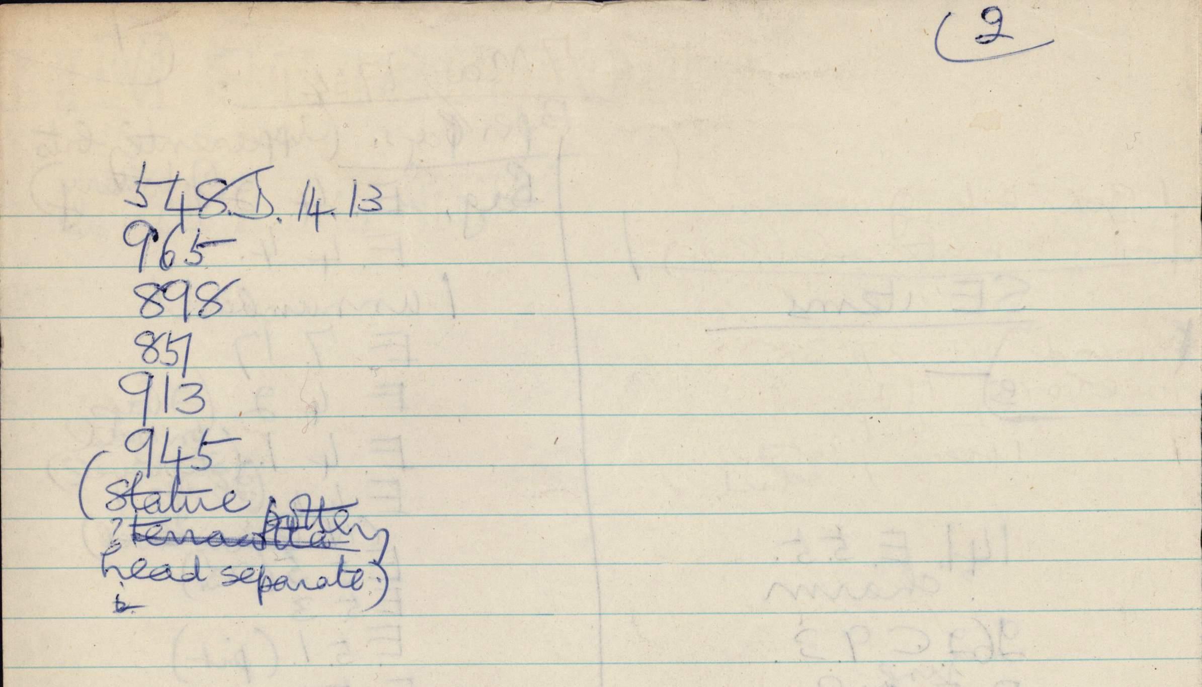 1947-54 Amarah West DIST.66.17b