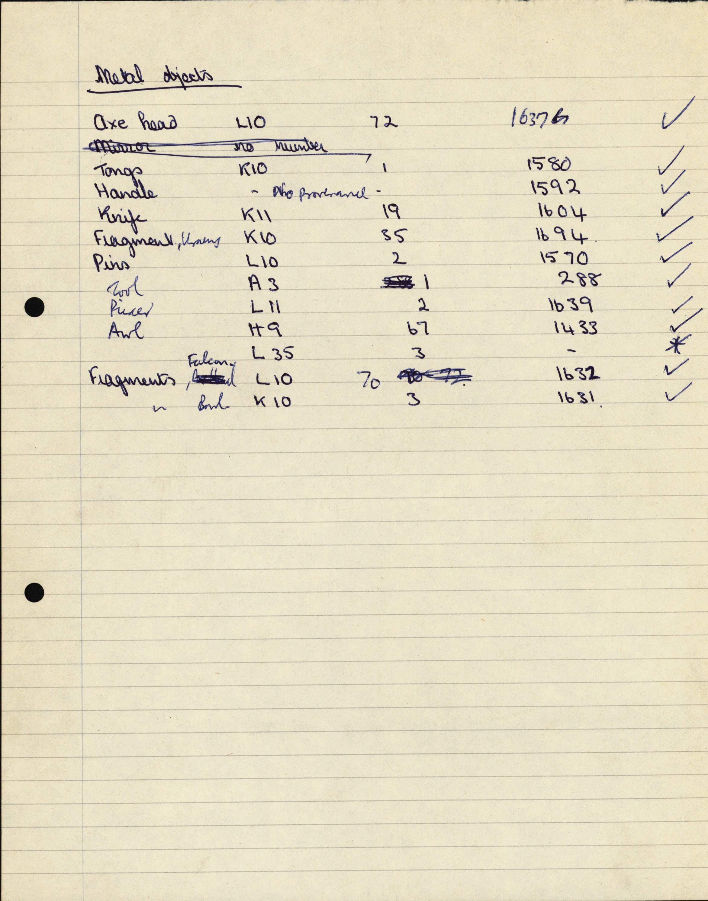 1959-74  Buhen DIST.68.30c
