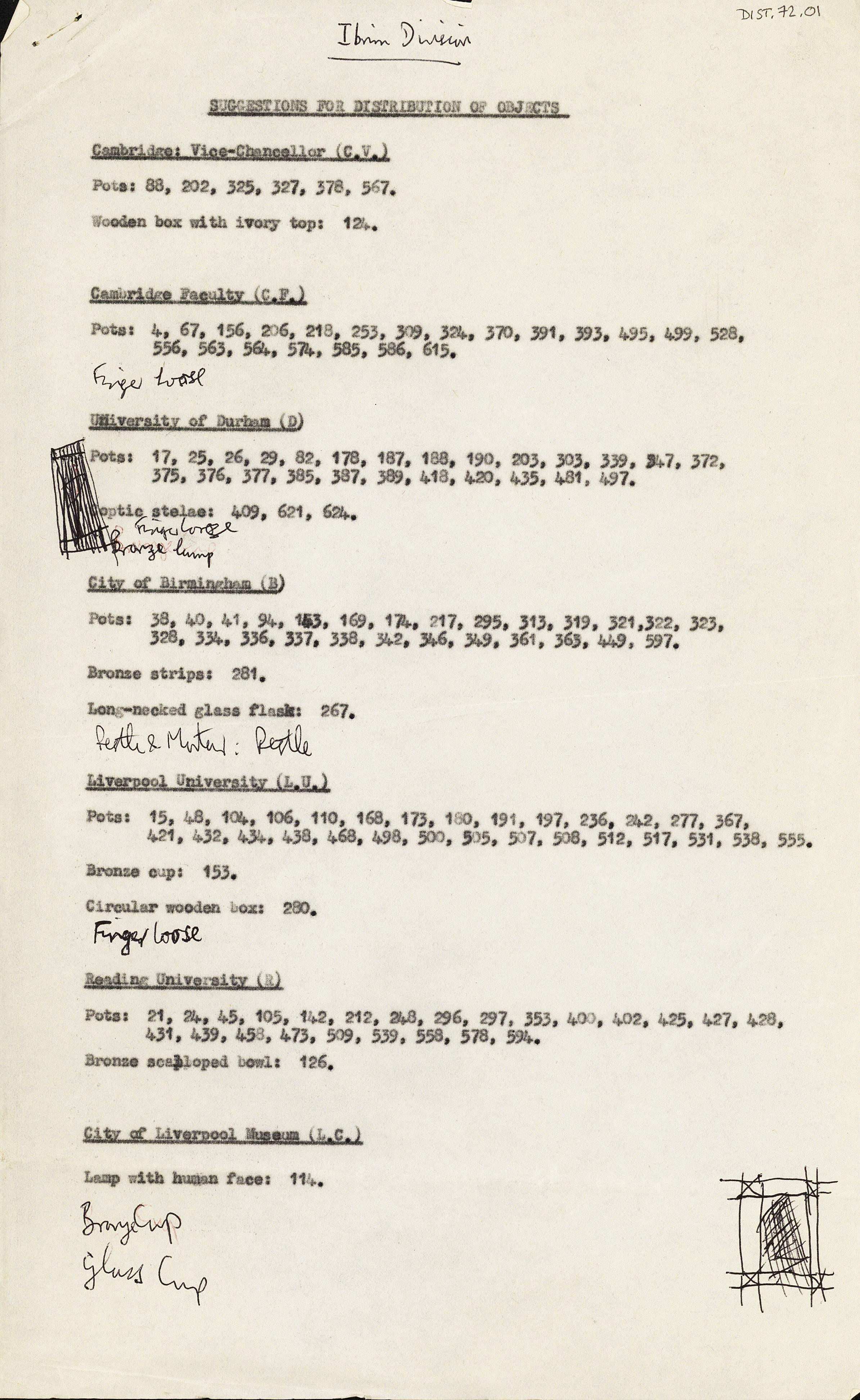 1967-79 Qasr Ibrim DIST.72.01a